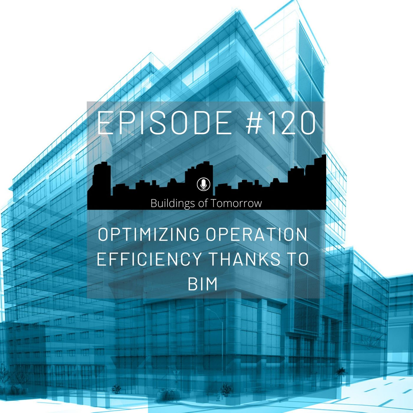 #120 Optimizing operation efficiency thanks to BIM