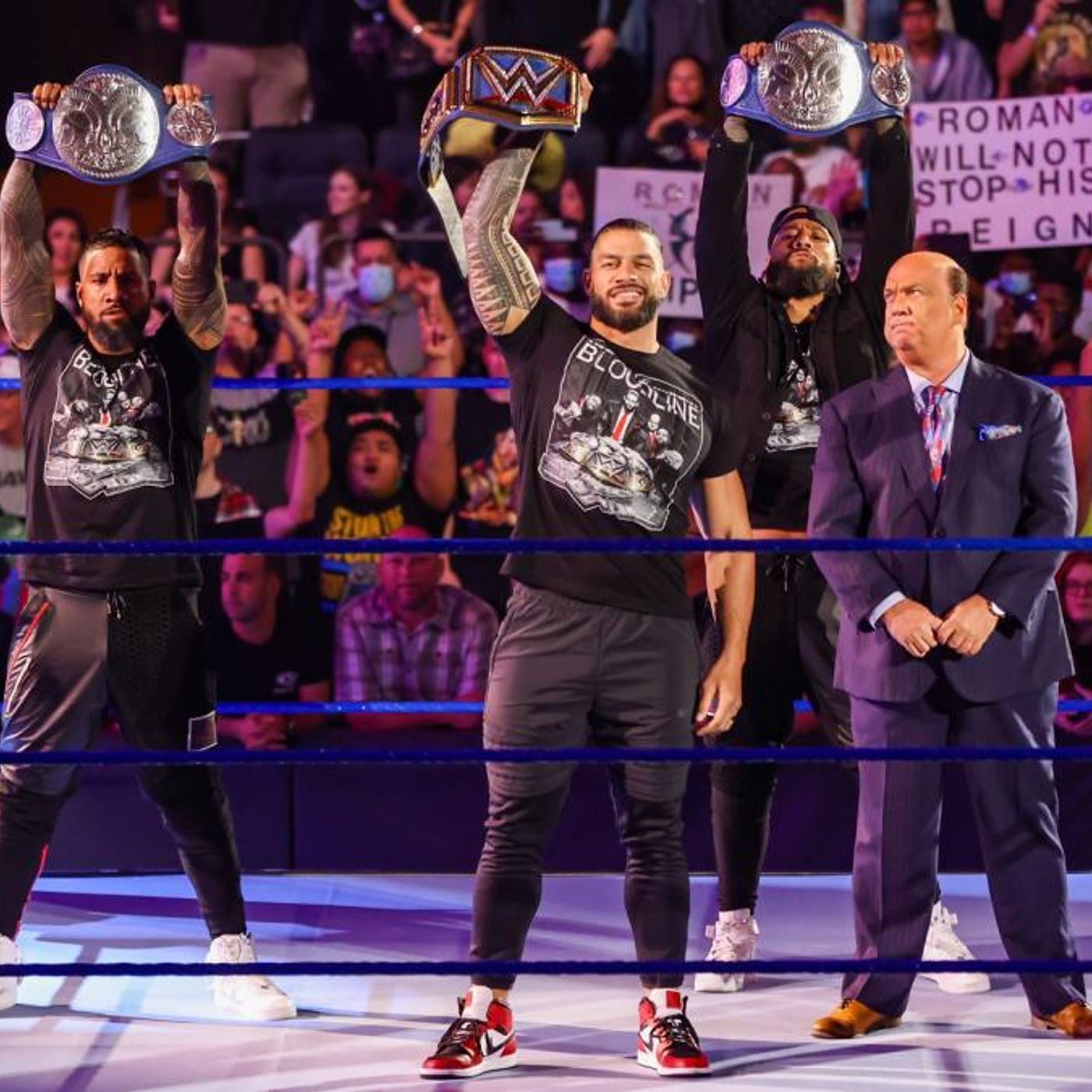WWE Week in Review: Brock Returns to SmackDown with a Huge Show, Raw Continues to Stumble Along