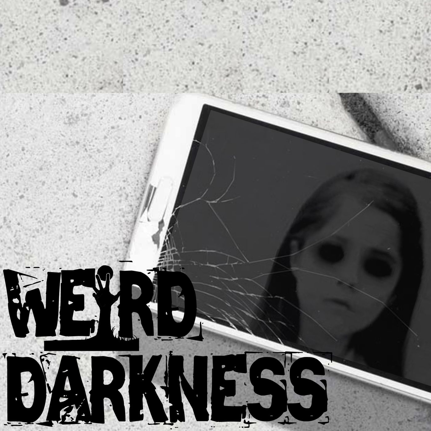 """""""THE BLACK-EYED KIDS SELFIE ON MY PHONE"""" and More Scary Paranormal Stories! #WeirdDarkness"""