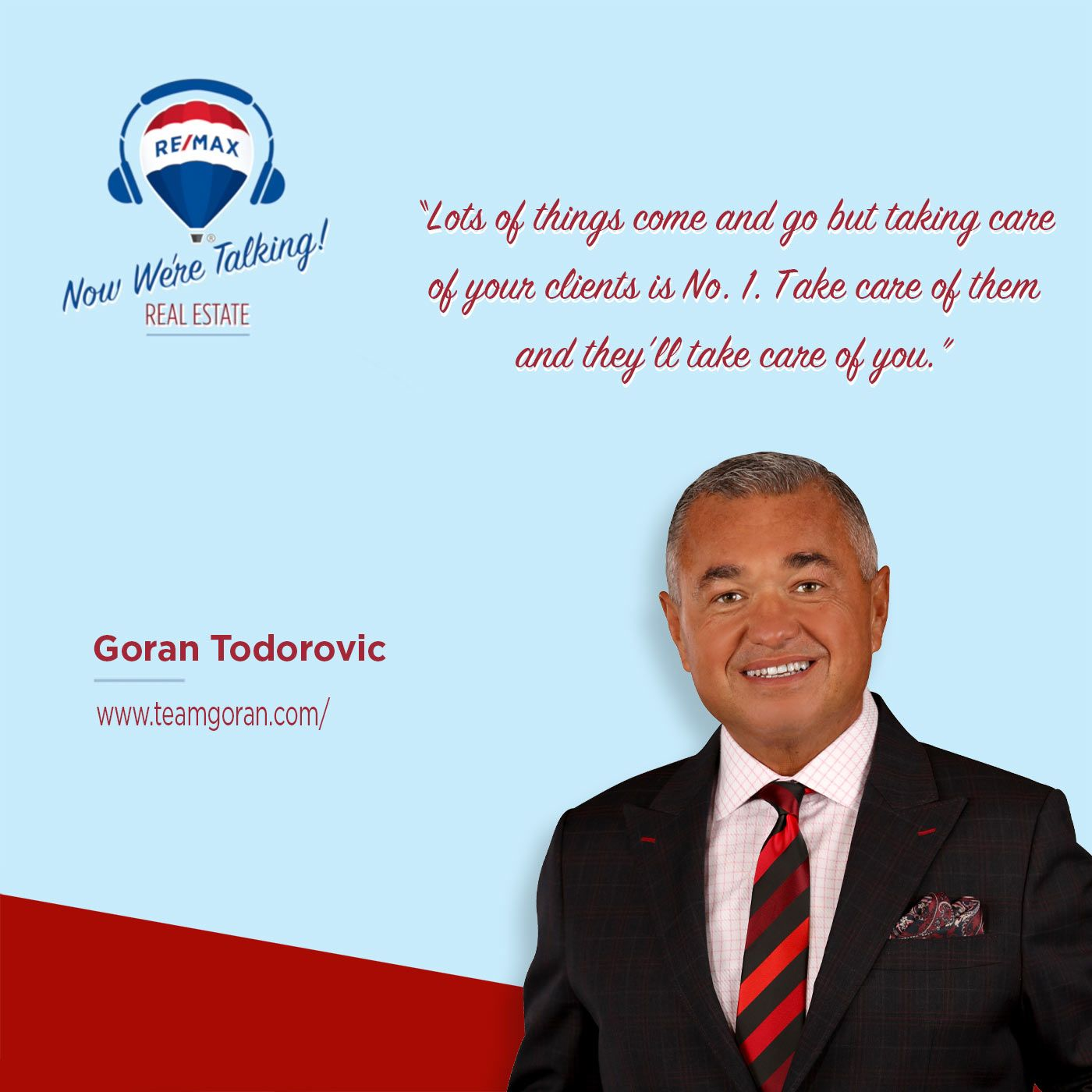 A Wealth of Knowledge: Setting Financial Expectations with Goran Todorovic