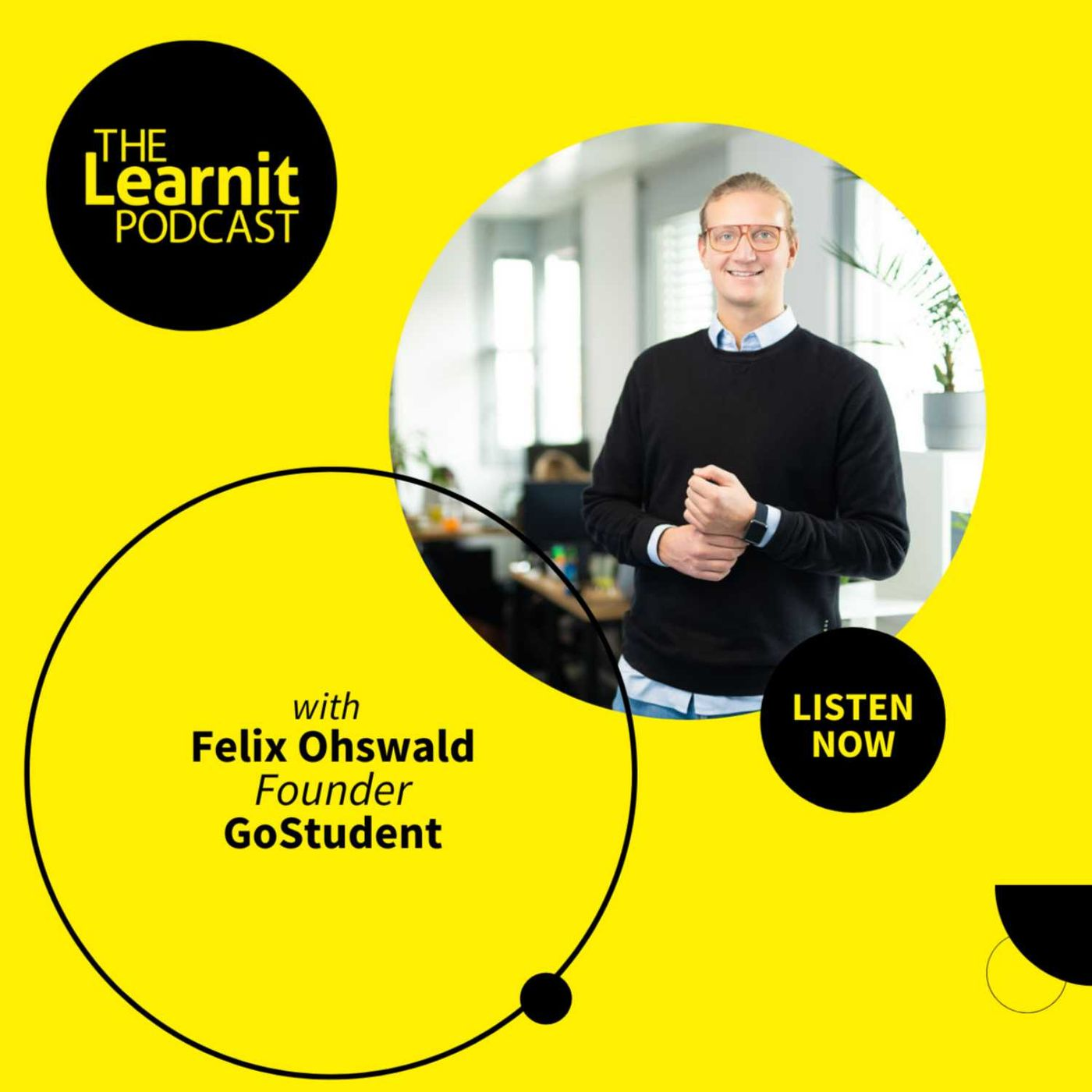 #34, Felix Ohswald, Founder, GoStudent: What Makes For Effective Tutors