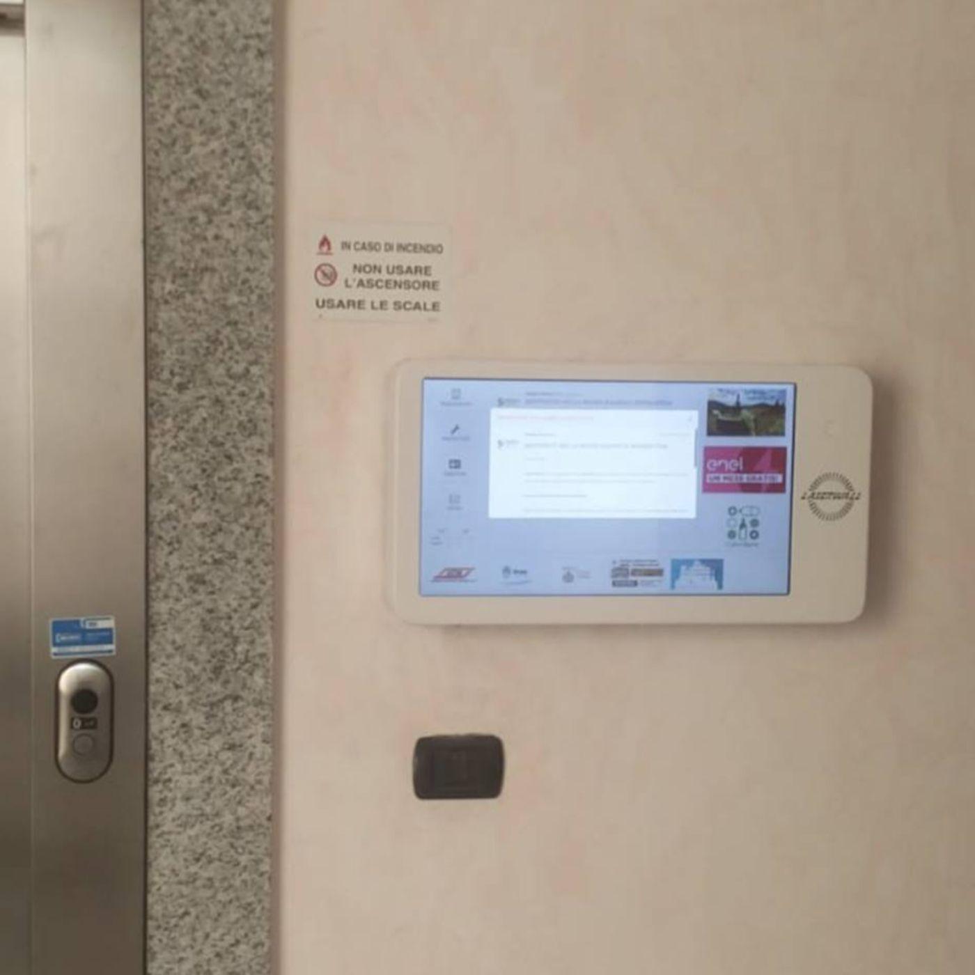 Laserwall, la bacheca condominiale diventa digitale ed è gratis!