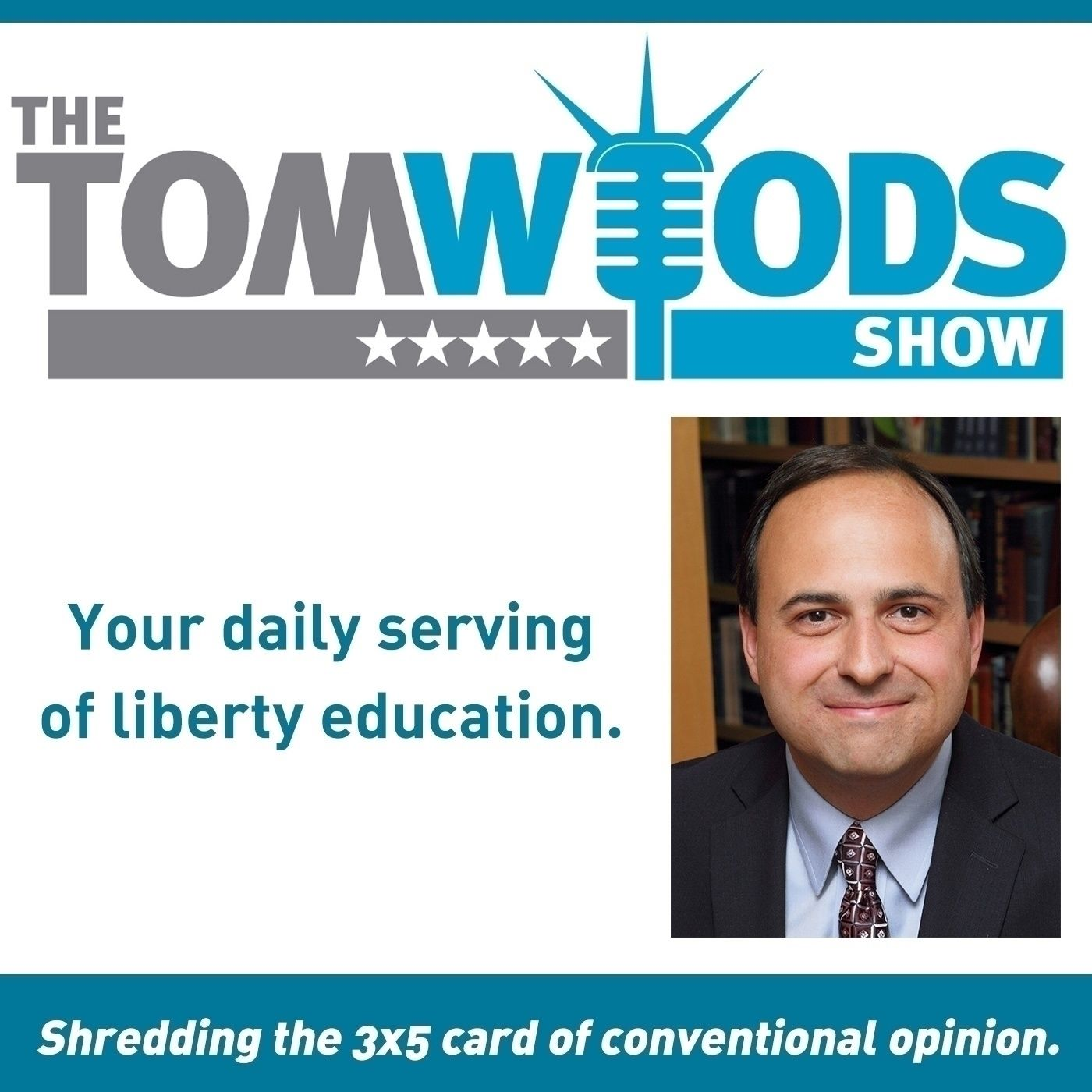 Heartland Newsfeed Radio Network: The Tom Woods Show (August 19, 2019)