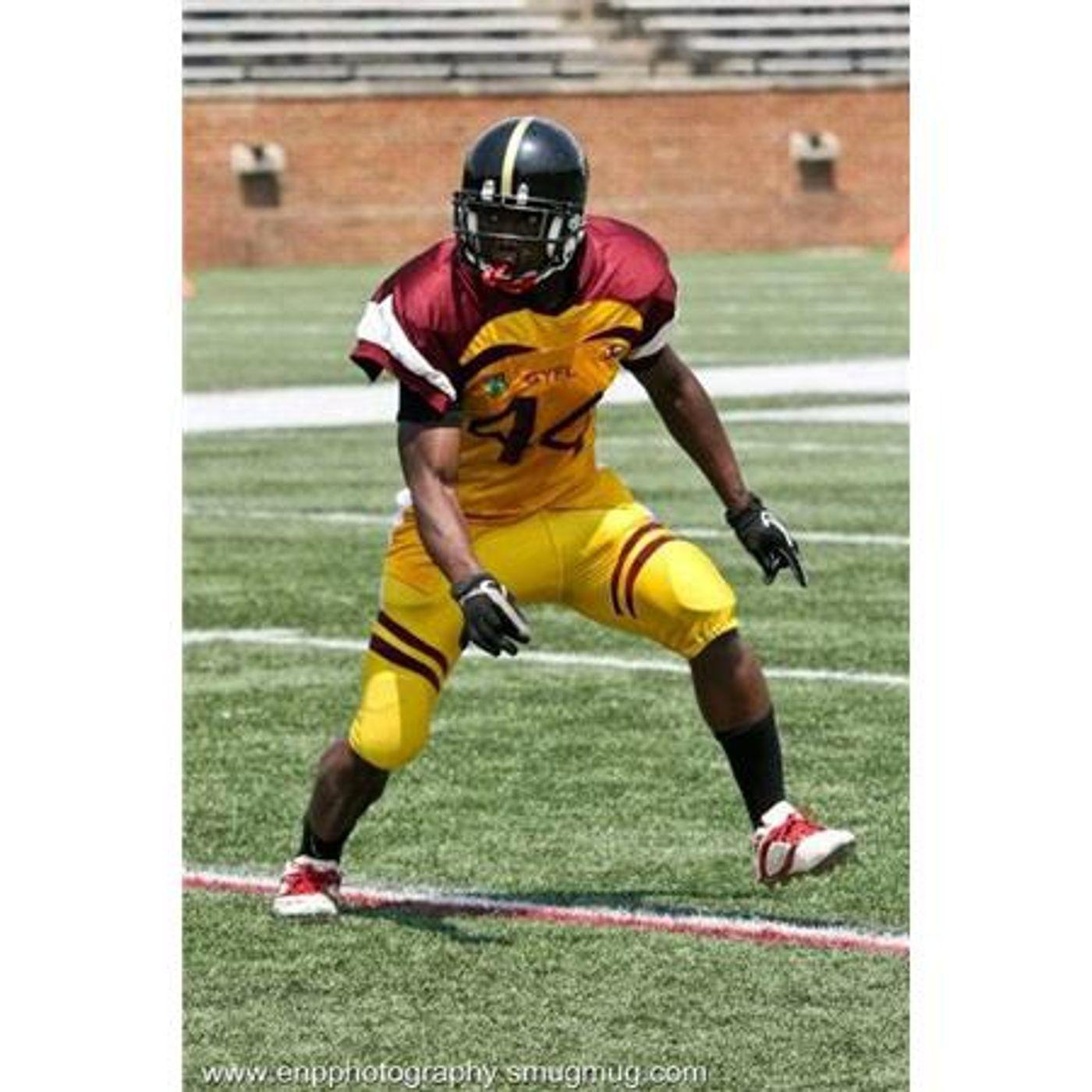 Johnson Lloyd: Faith, Football, and Dominating High school football