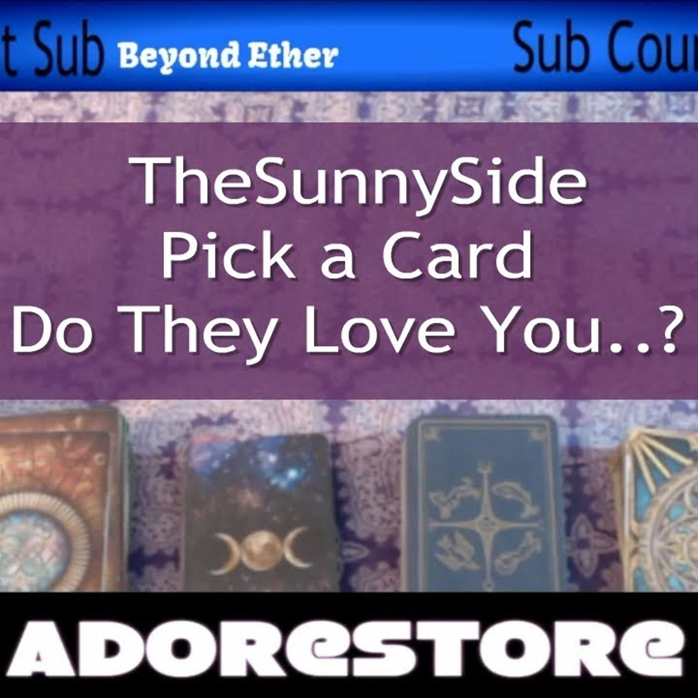 Pick a Card Tarot: Do They Love You?