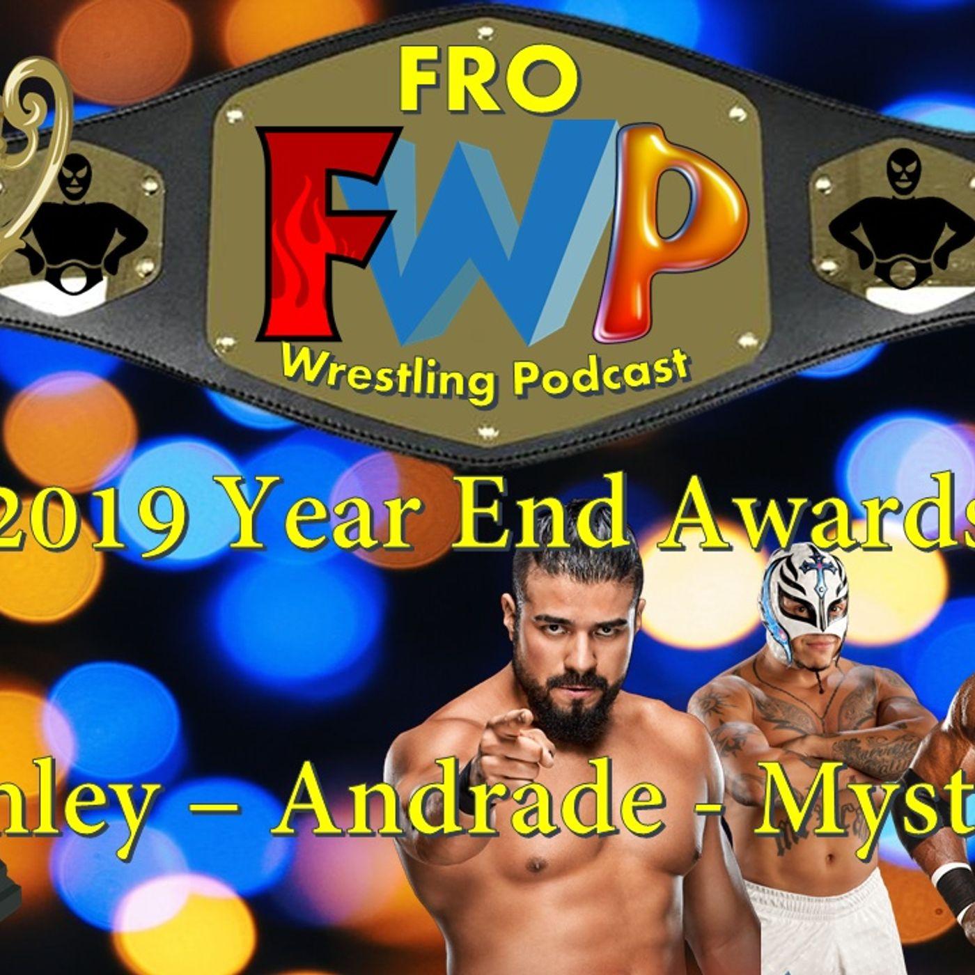 2019 Year End Awards - Lashley - Andrade - Mysterio News