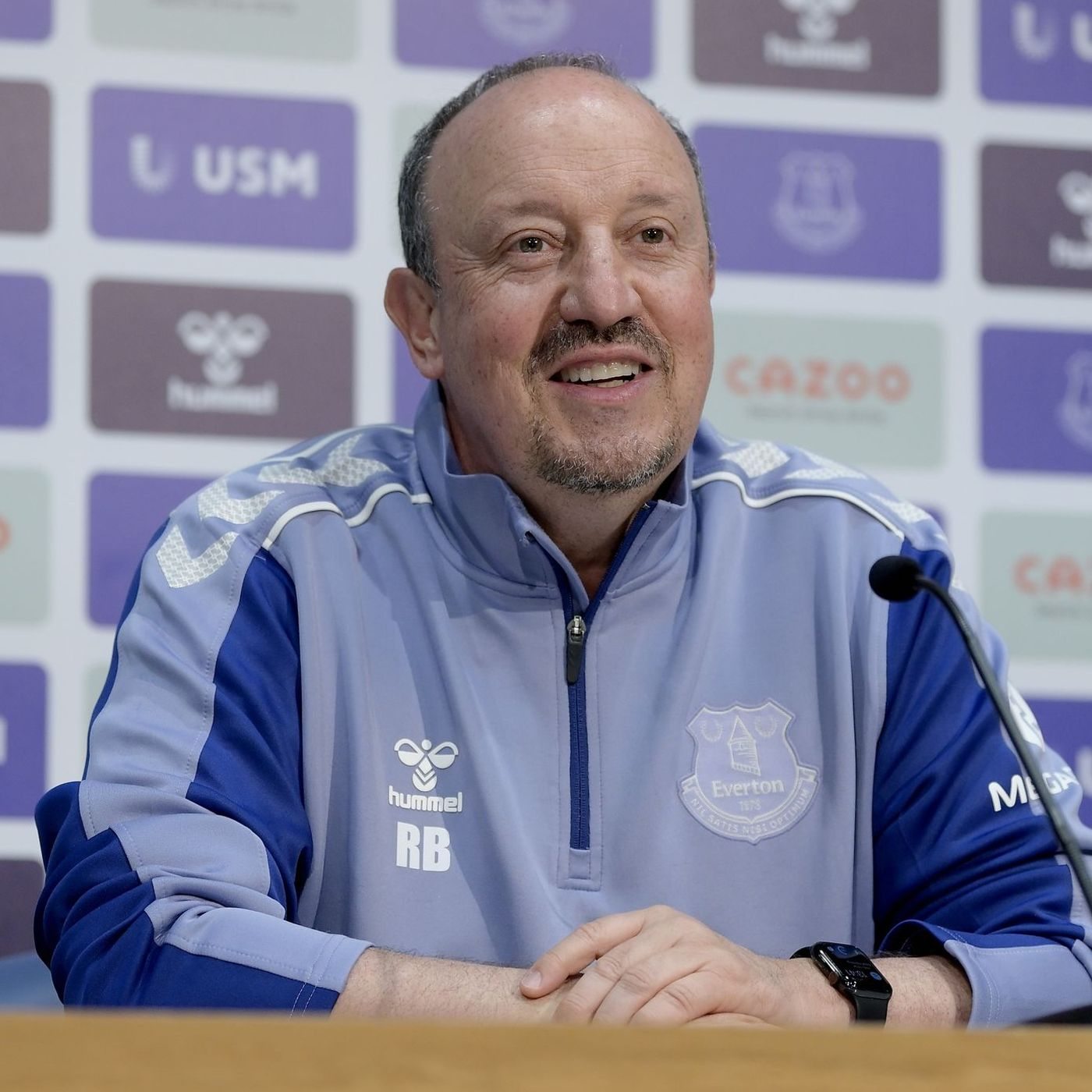 Royal Blue: Rafa's first press conference and first pre-season outing - and what the Euros will do for Pickford