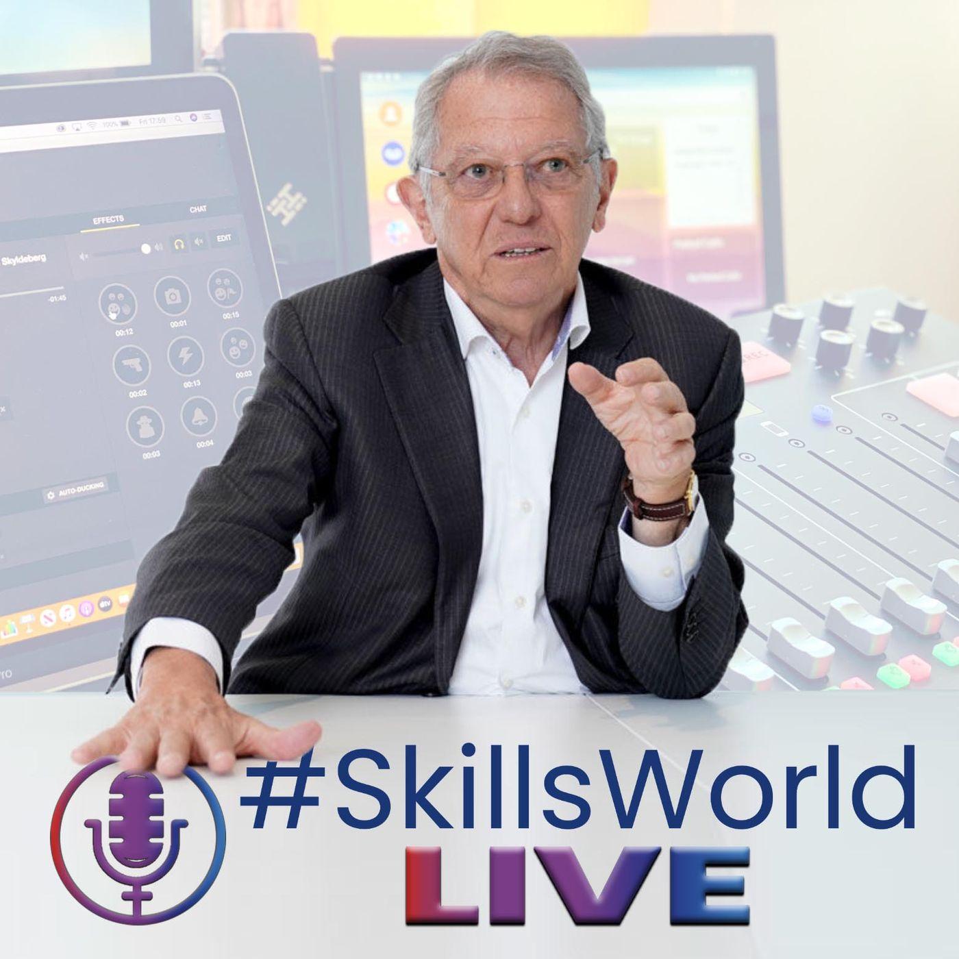 Covid Secure: Is it safe for pupils to go back to school? Episode 24: #SkillsWorldLIVE