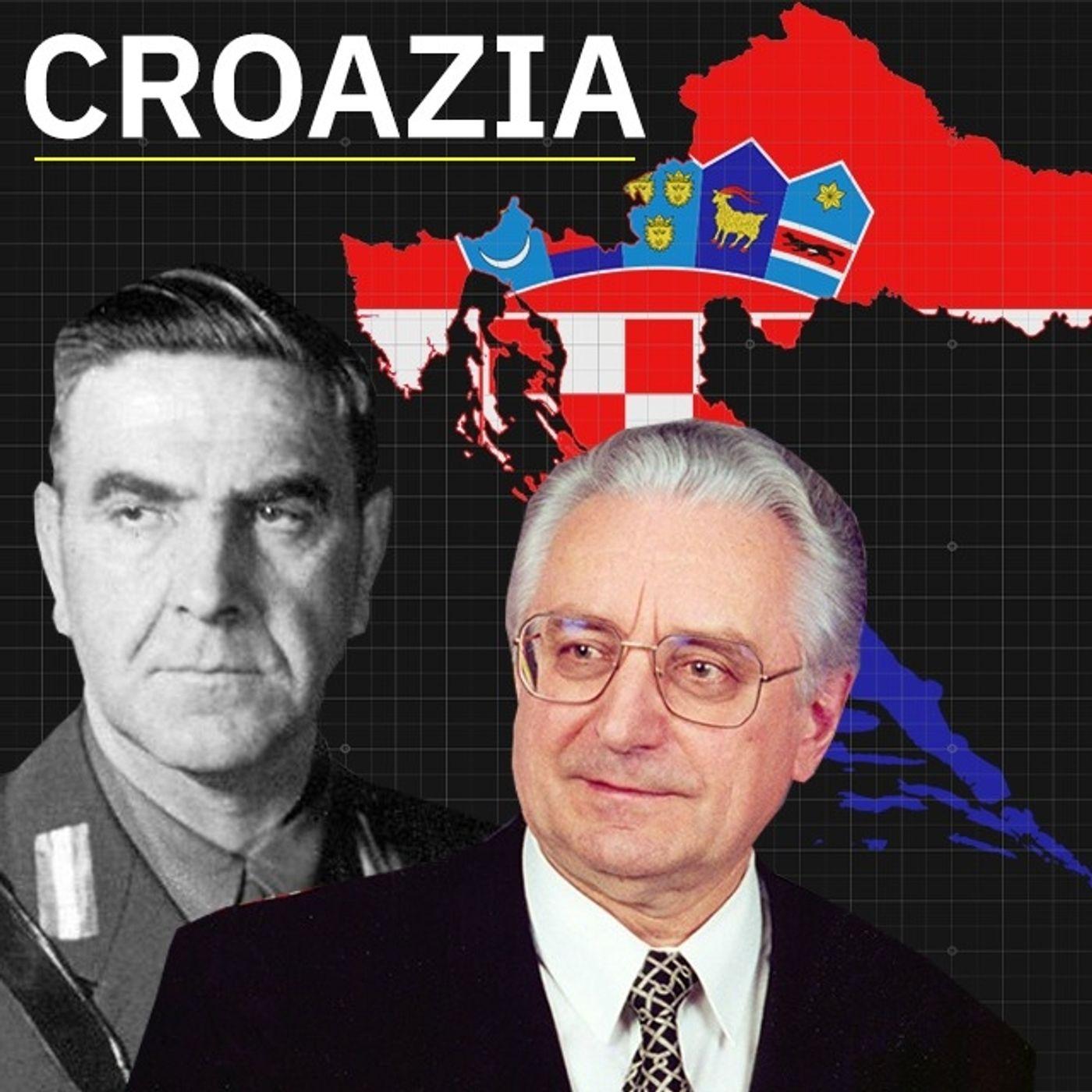 Storia della Croazia: da Ante Pavelić all'Unione Europea