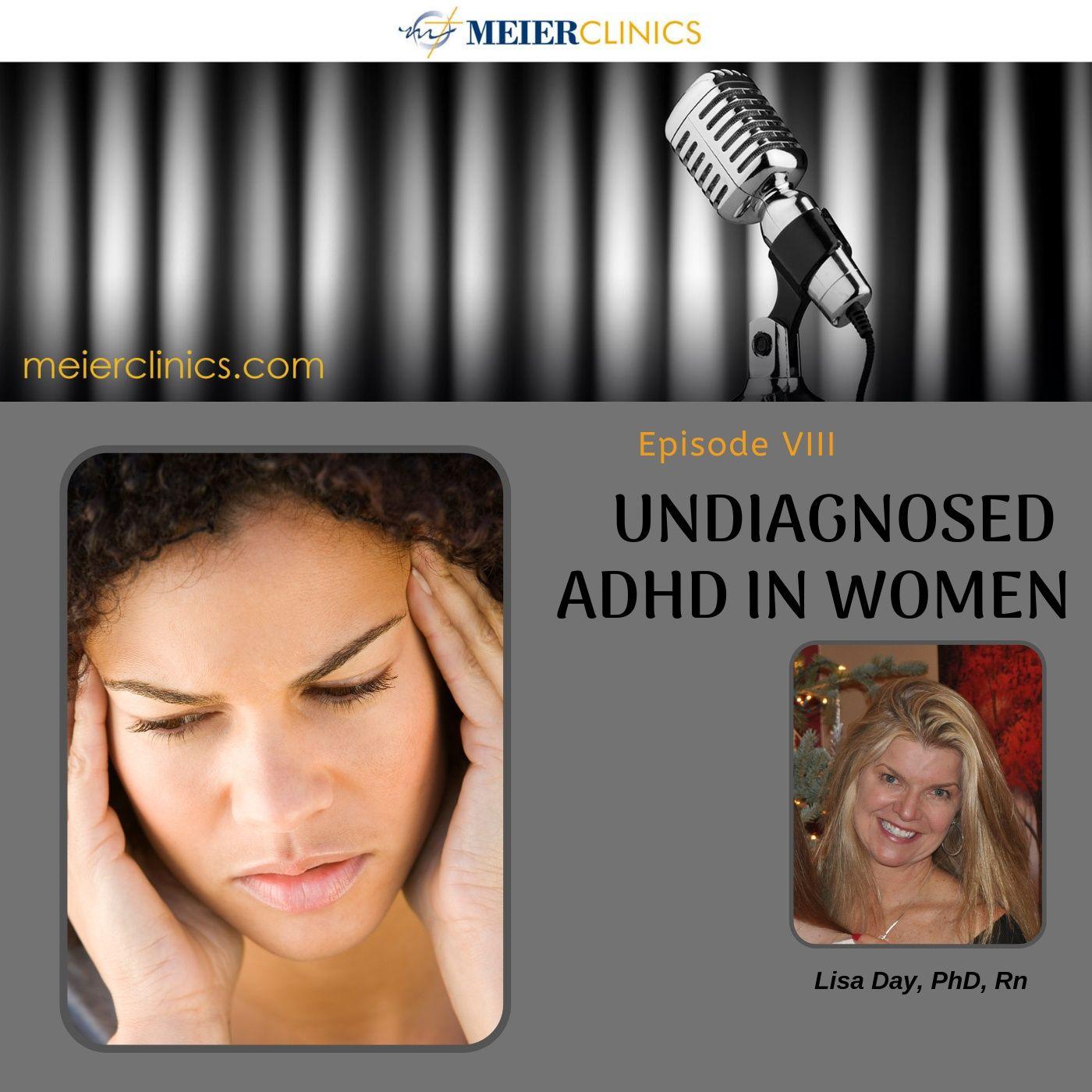 Undiagnosed ADHD in Women