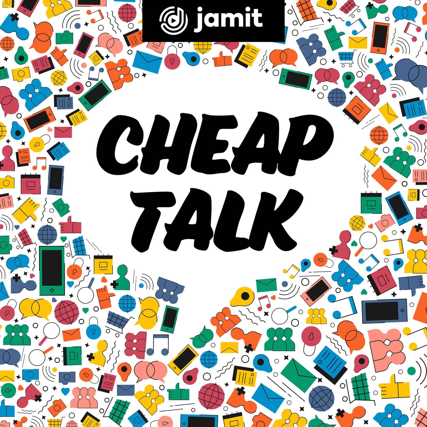 Cheap Talk on Jamit