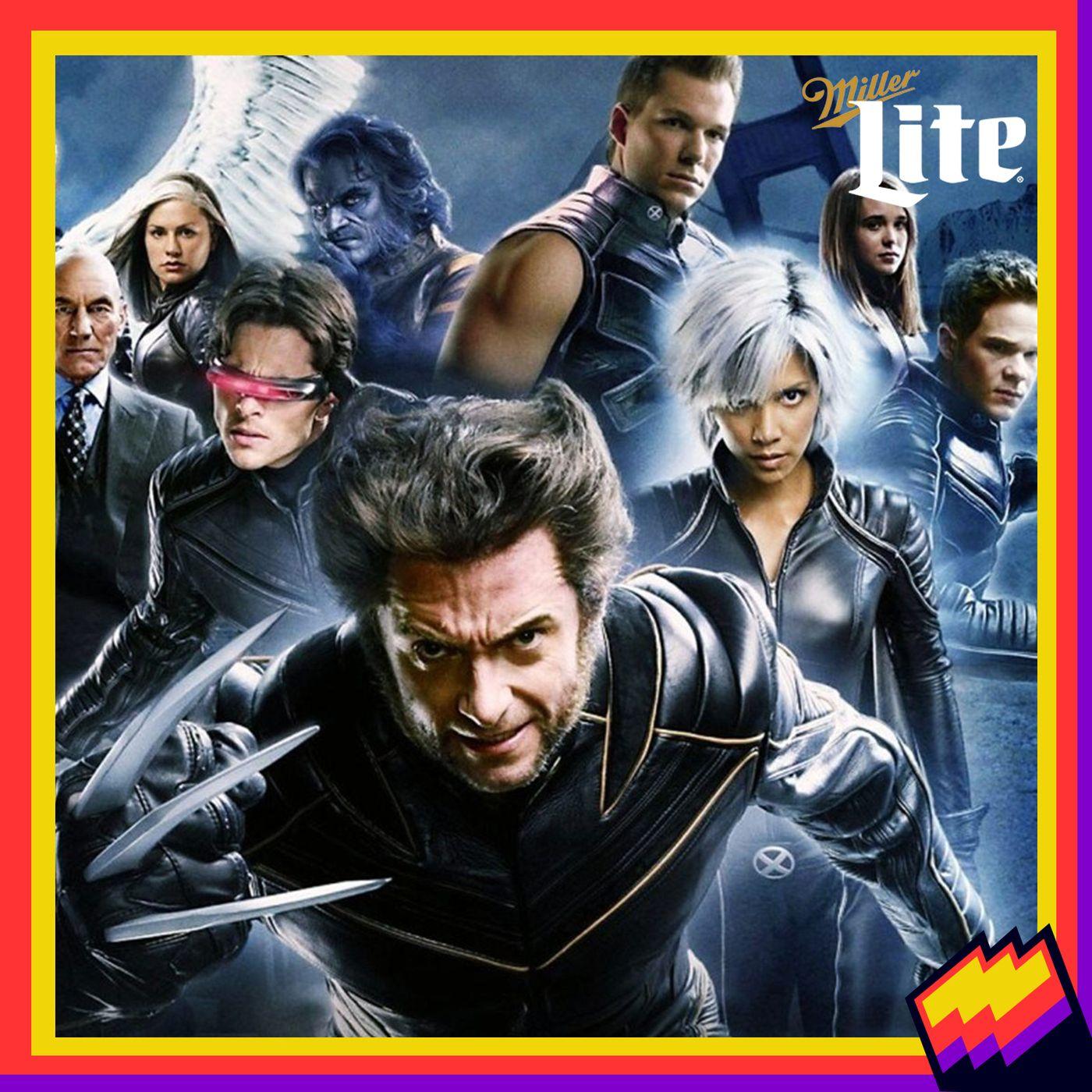 X-MEN: la trilogía original feat Miller Lite
