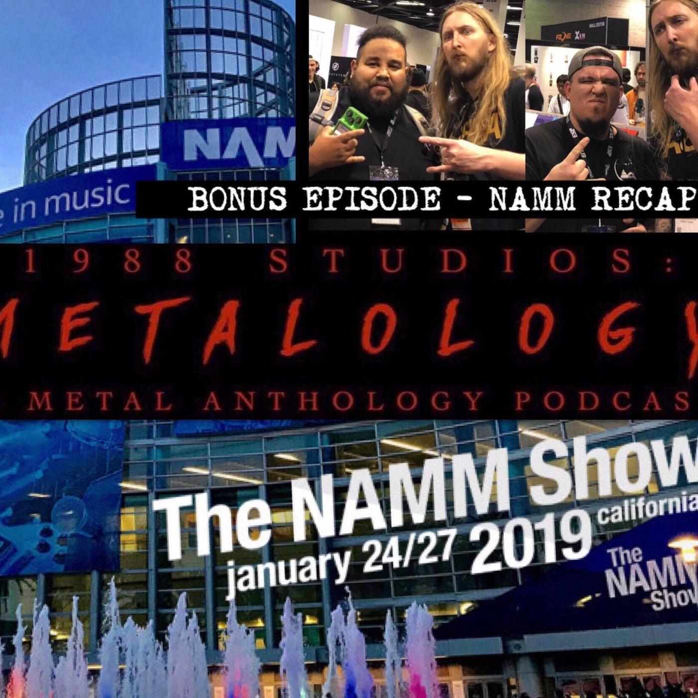 NAMM 2019 Recap [Bonus Episode]