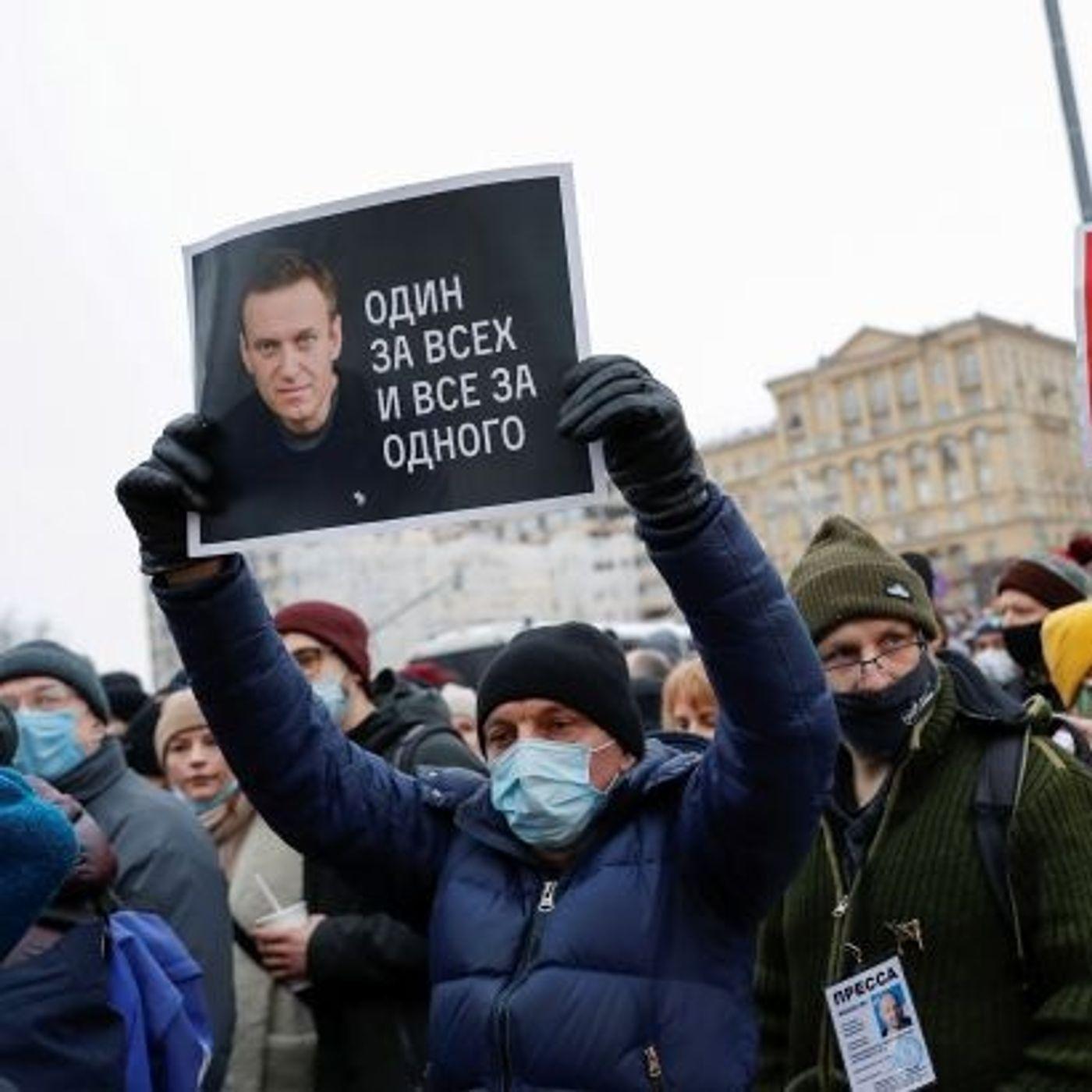 B37: Navalyn ve Rusya'daki protestolar