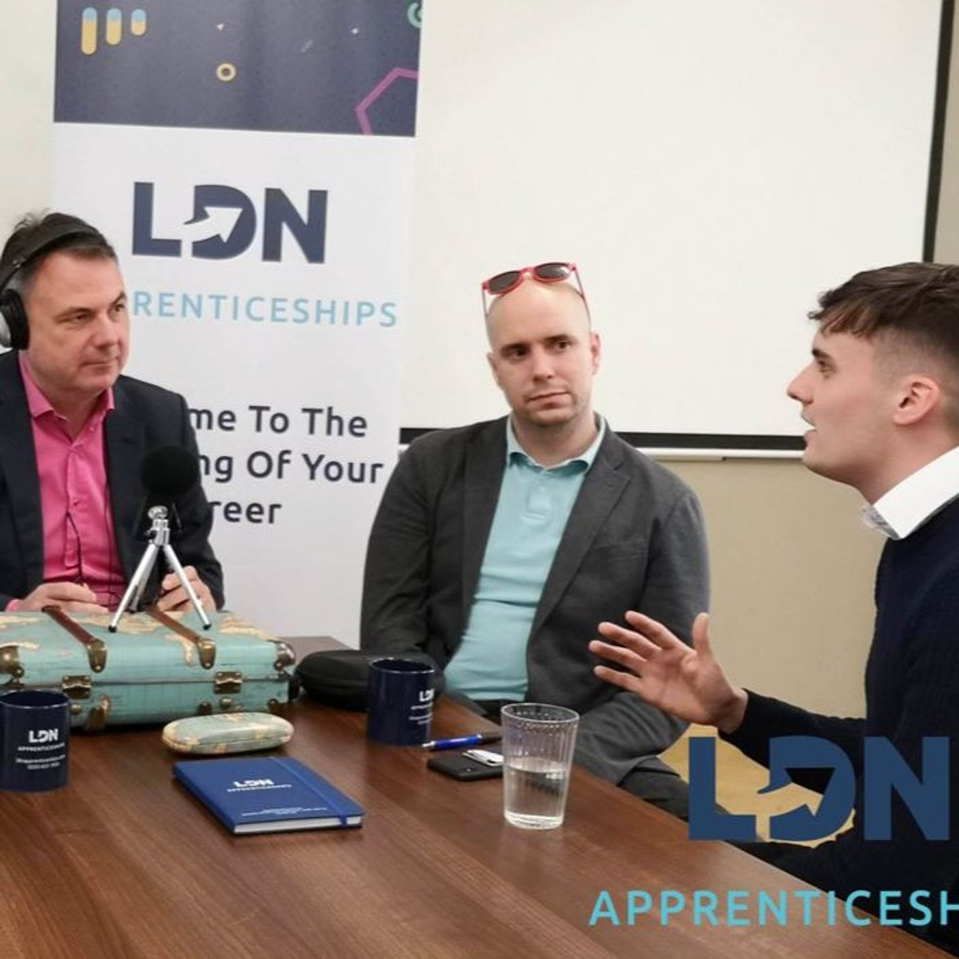Tom talks to LDN Apprenticeships for #SkillsWorld