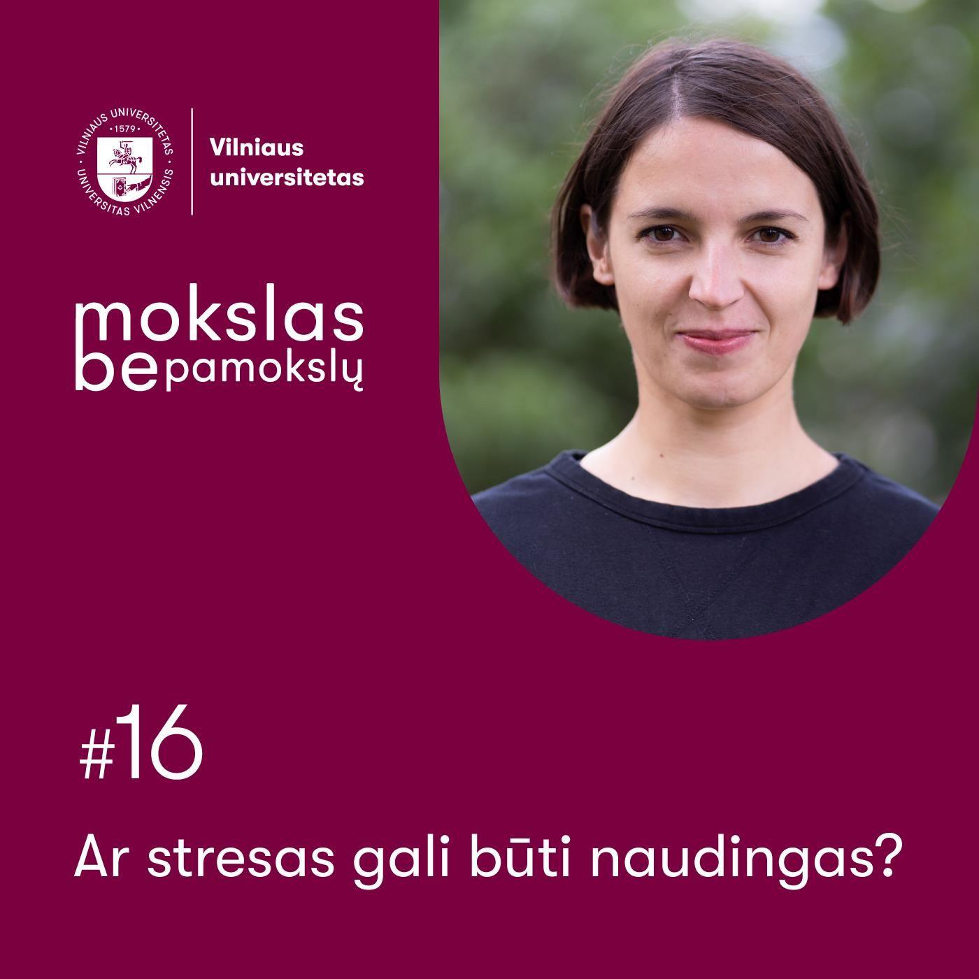 Mokslas be pamokslų. Ar stresas gali būti naudingas?