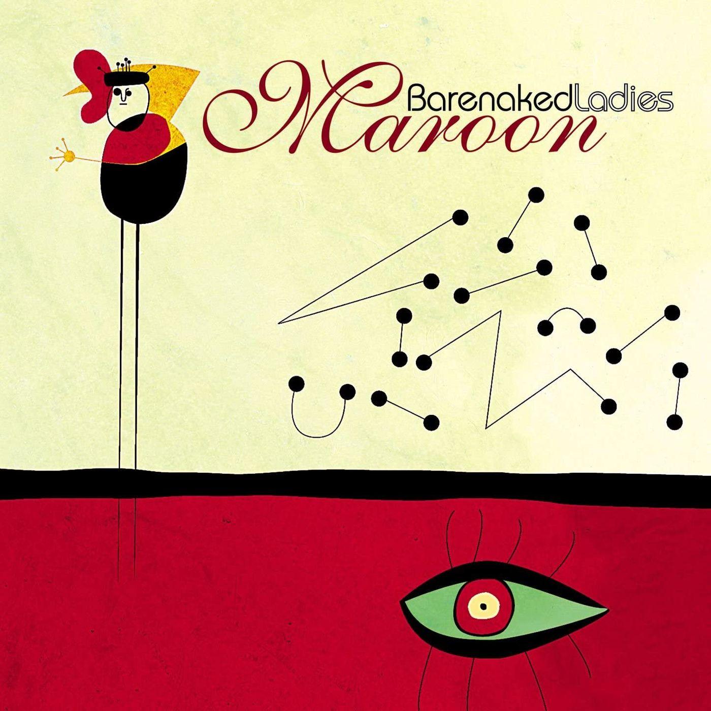 "Matt Picks ""Maroon"" by Barenaked Ladies with Guest Host Jon Porobill"