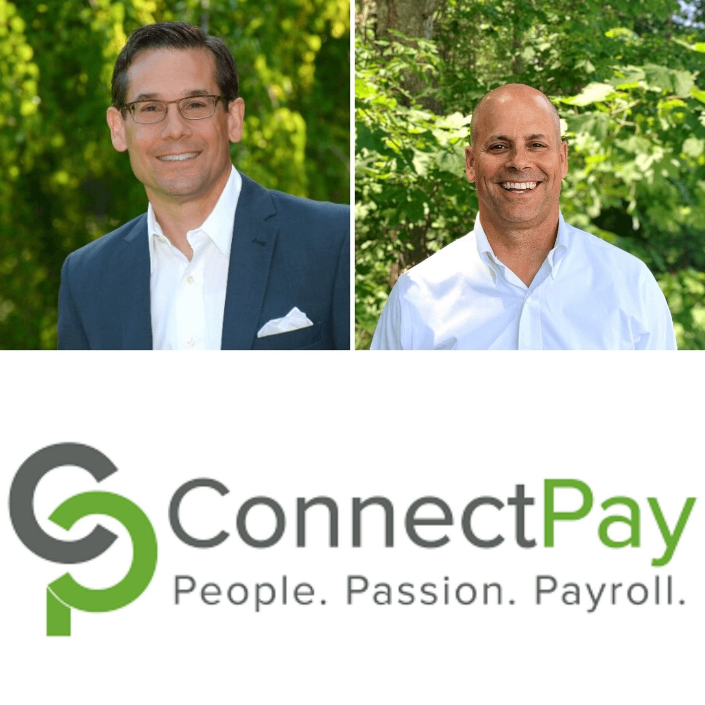 Michael Young and Drew Schildwachter, ConnectPay