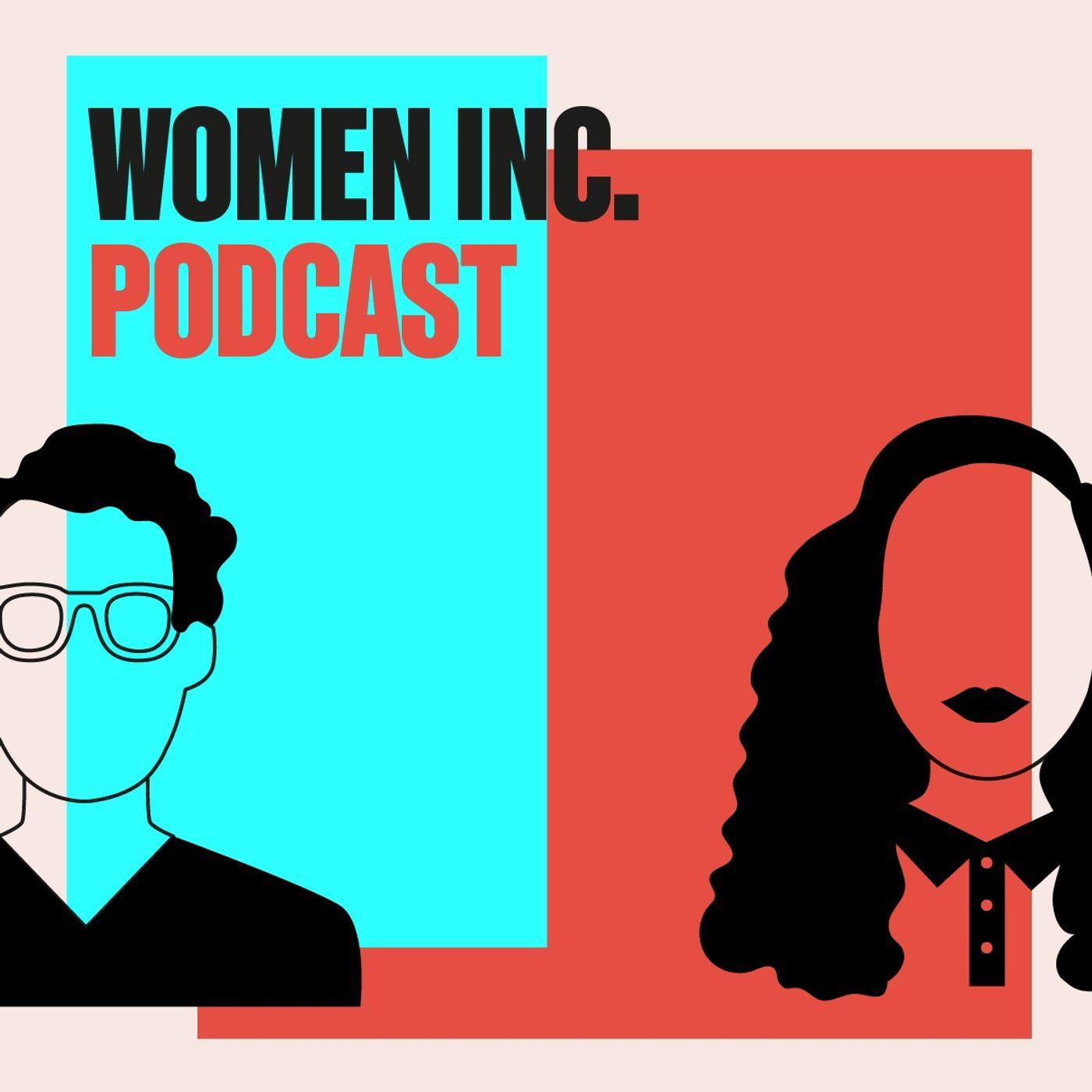 WOMEN Inc. Podcast logo