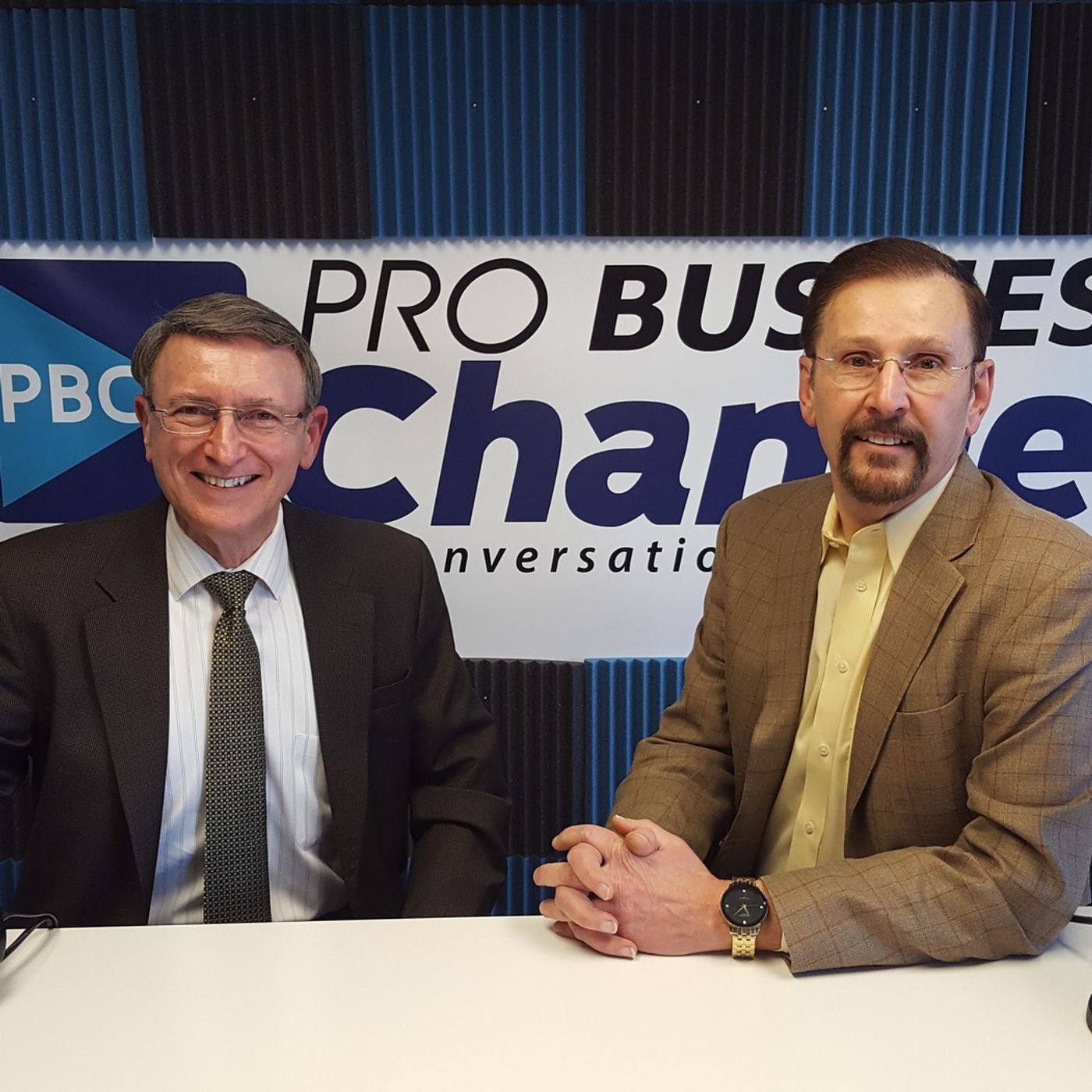 George Horrigan CEO of Fountainhead Consulting Group on Business Developers Network