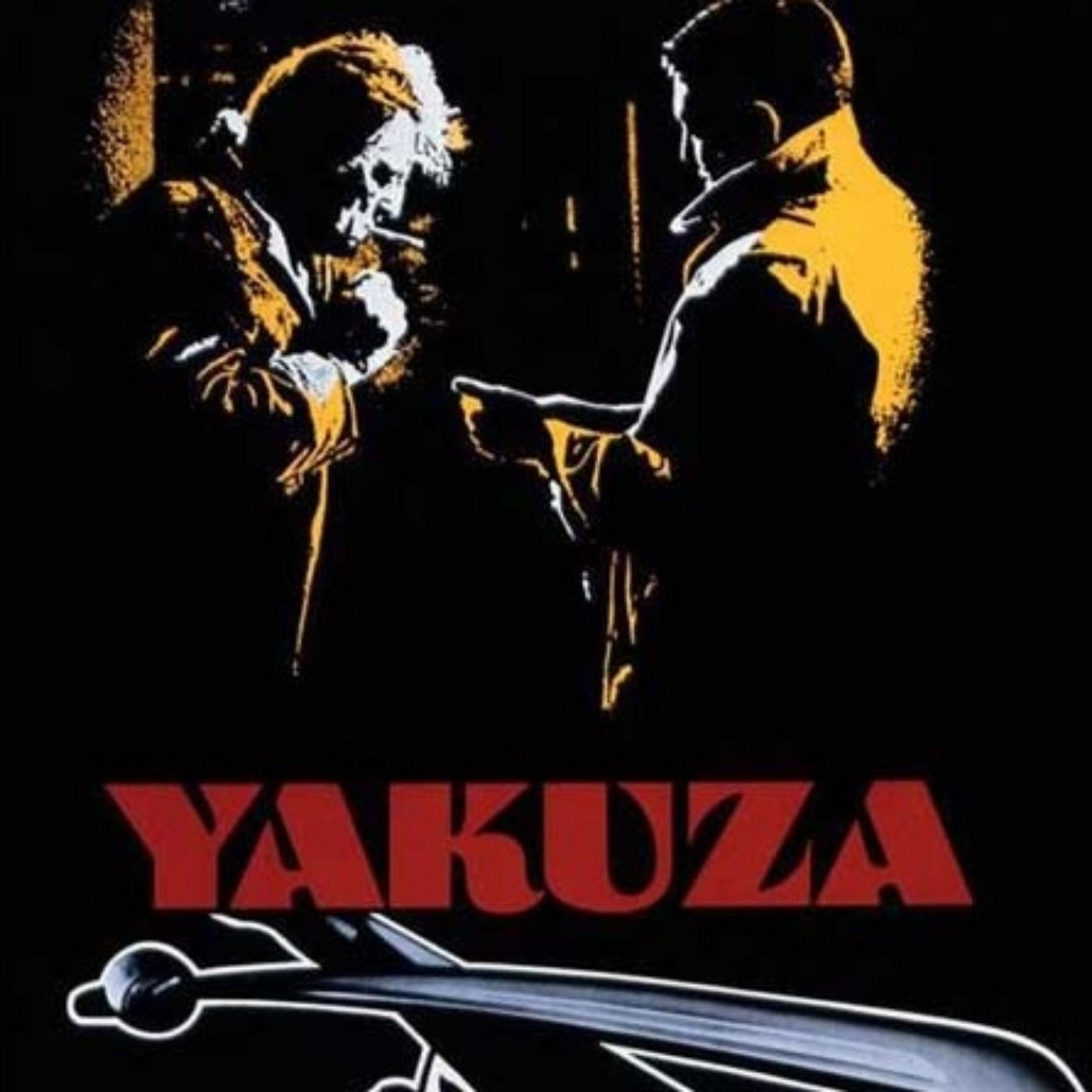 PODCAST CINEMA | Critique du film THE YAKUZA | CinéMaRadio