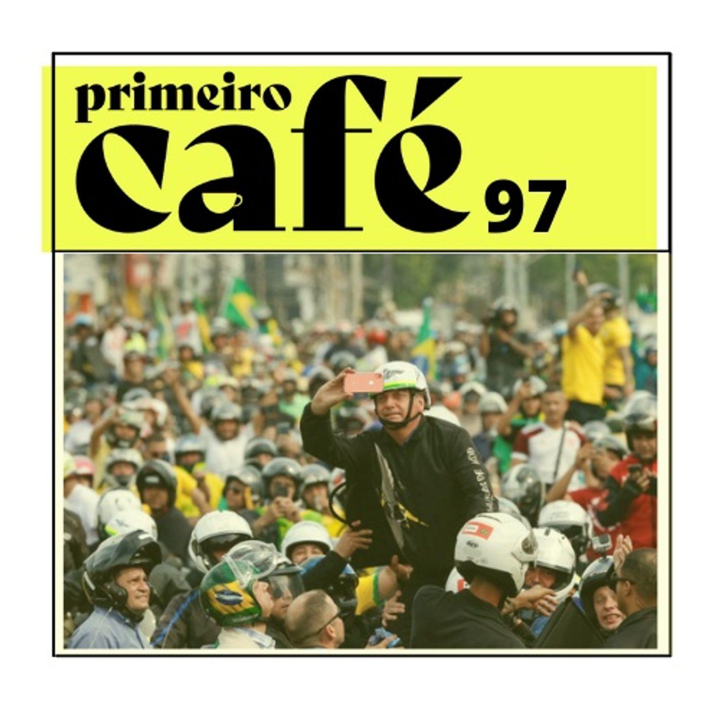 #97 Bolsonaro comete 9 infrações em passeio no Rio   No esporte, os campeões dos estaduais