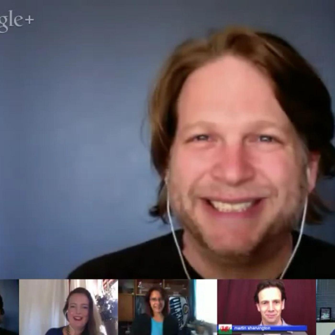 Chris Brogan and balancing technology and harmony in life