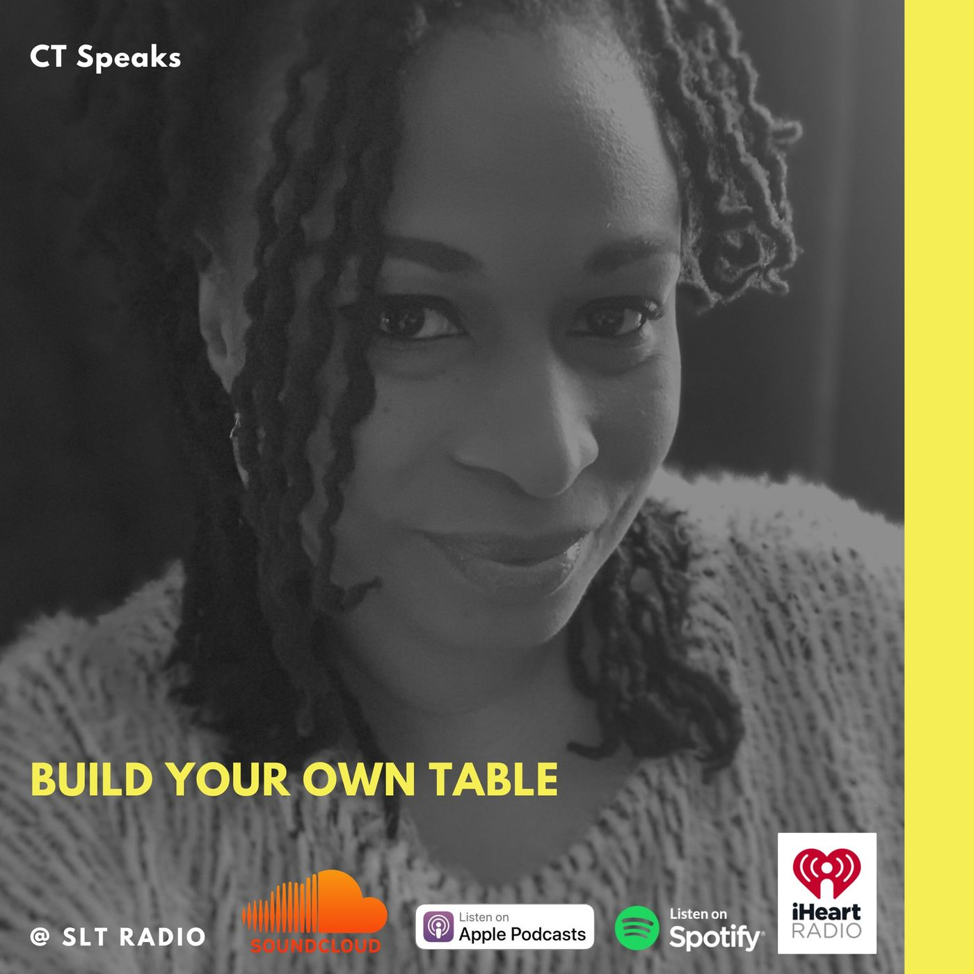 """3.23 - GM2Leader """"Build Your Own Table"""" - CT Speaks (Host)"""
