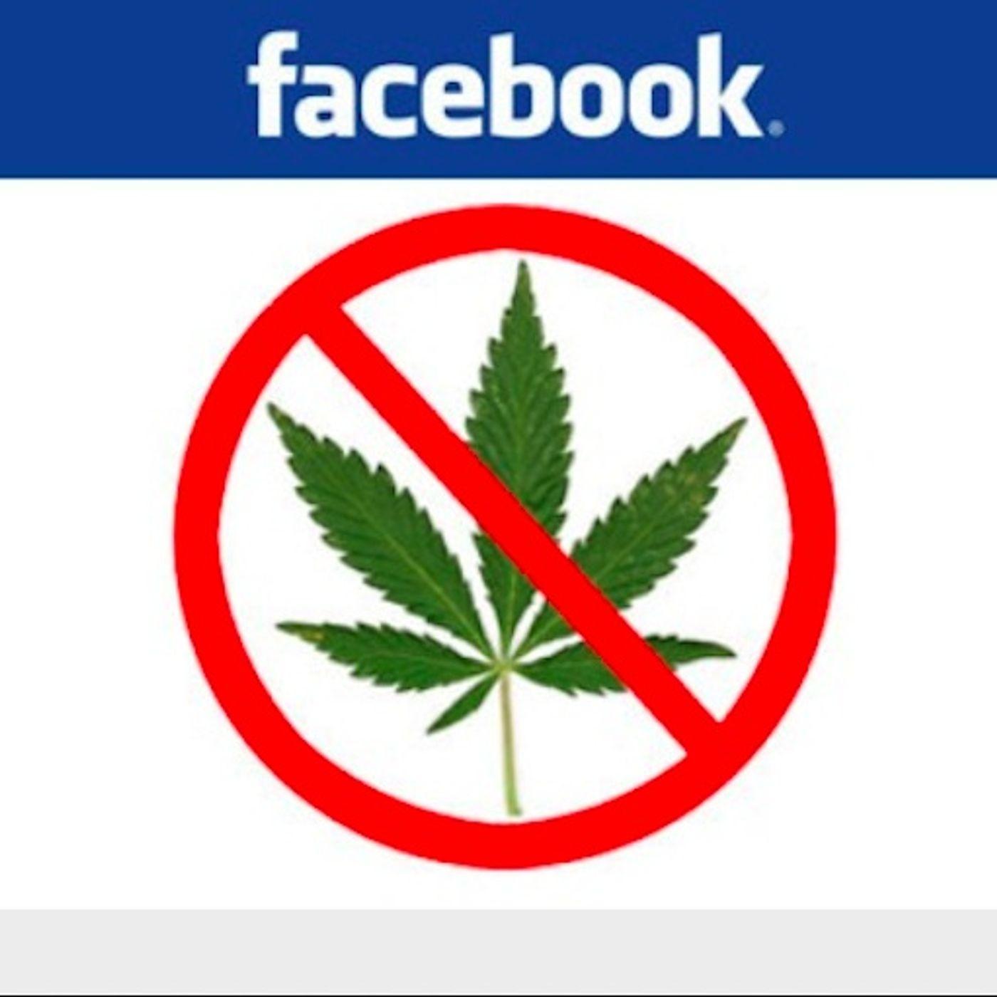 Continua la censura da parte di Facebook nei confronti della Canapa