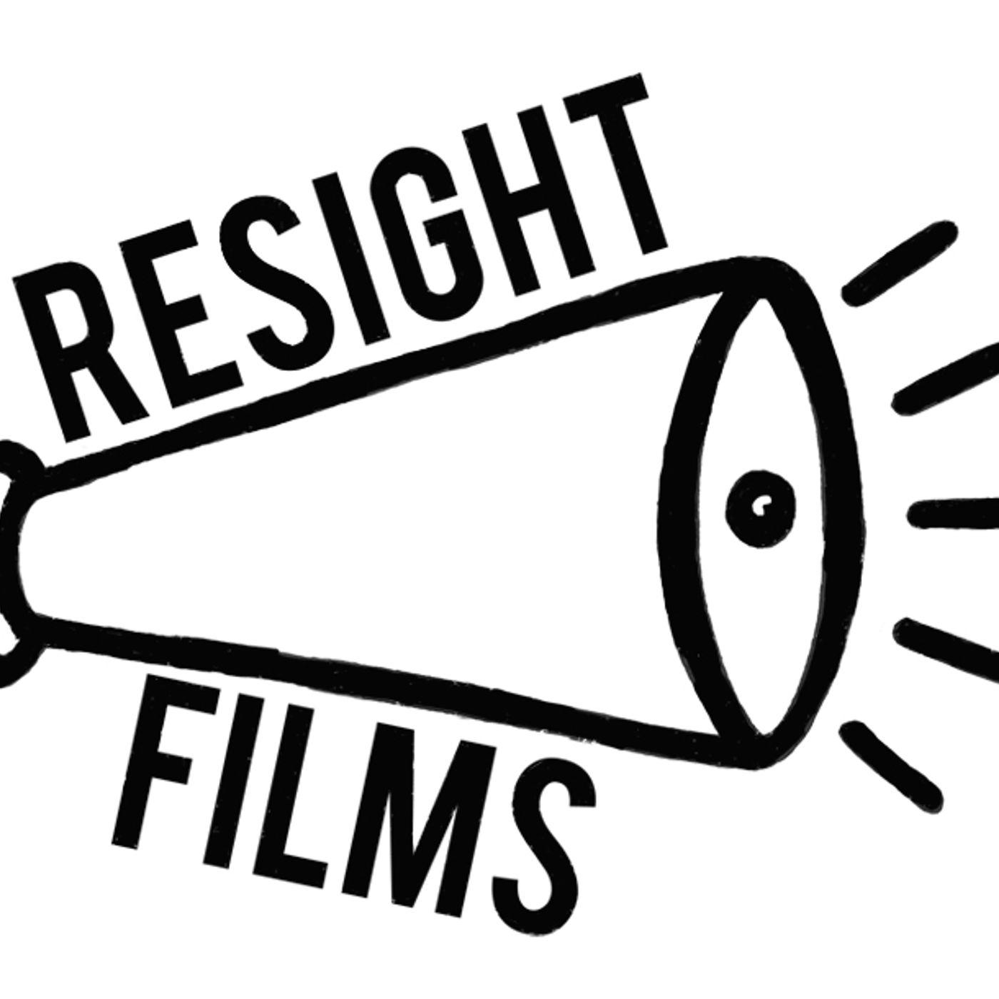 #68 Gabriela Barrios & Paul Shammasian - Resight Films