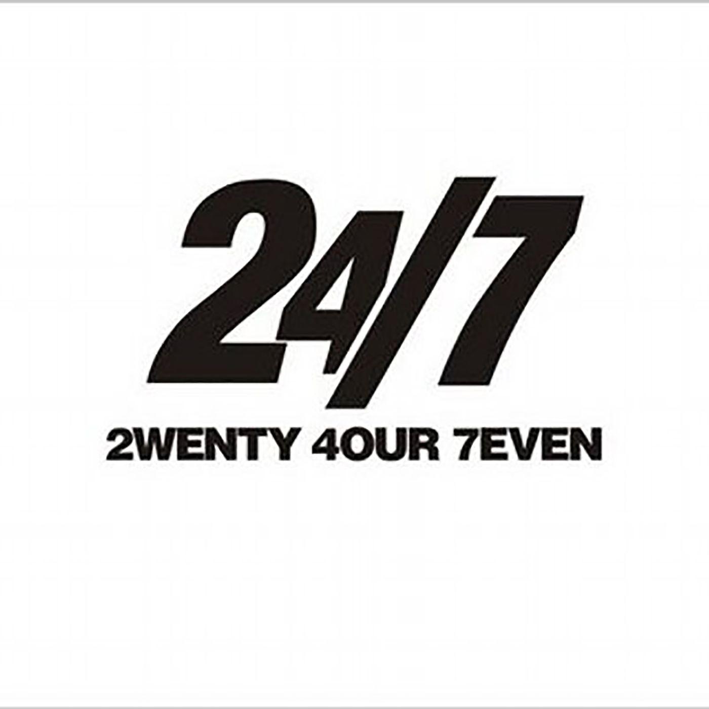 071 Twenty 4 Seven - I Love the Music