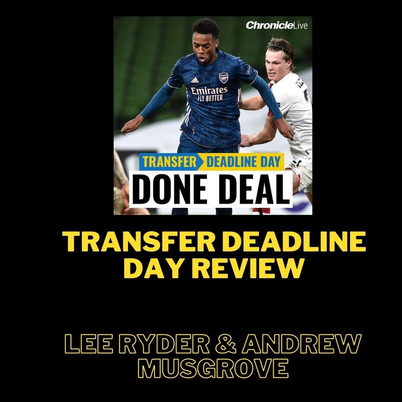'It's a baffling one in someways' - Lee Ryder analyses transfer deadline day as Joe Willock signs