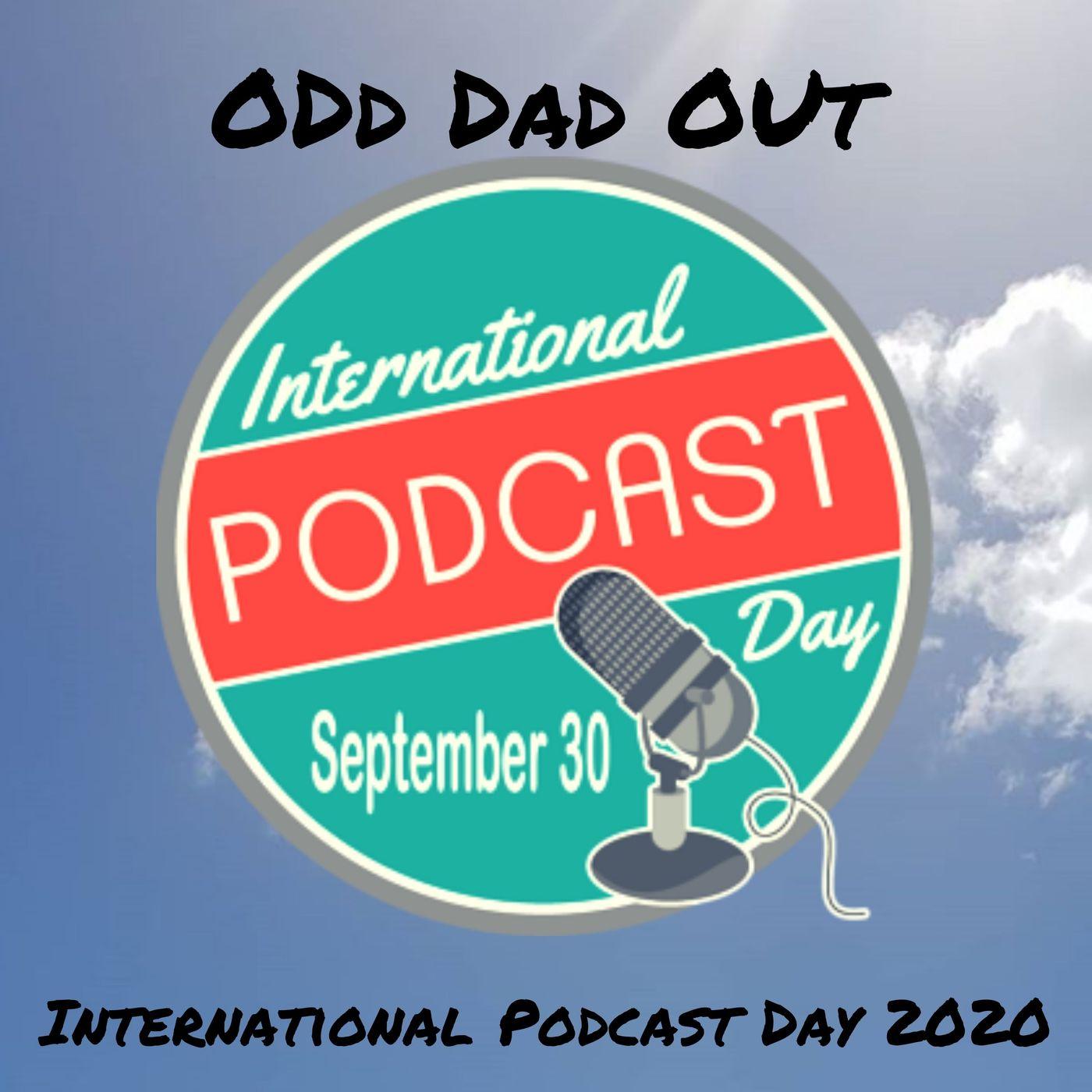 Bonus: International Podcast Day 2020