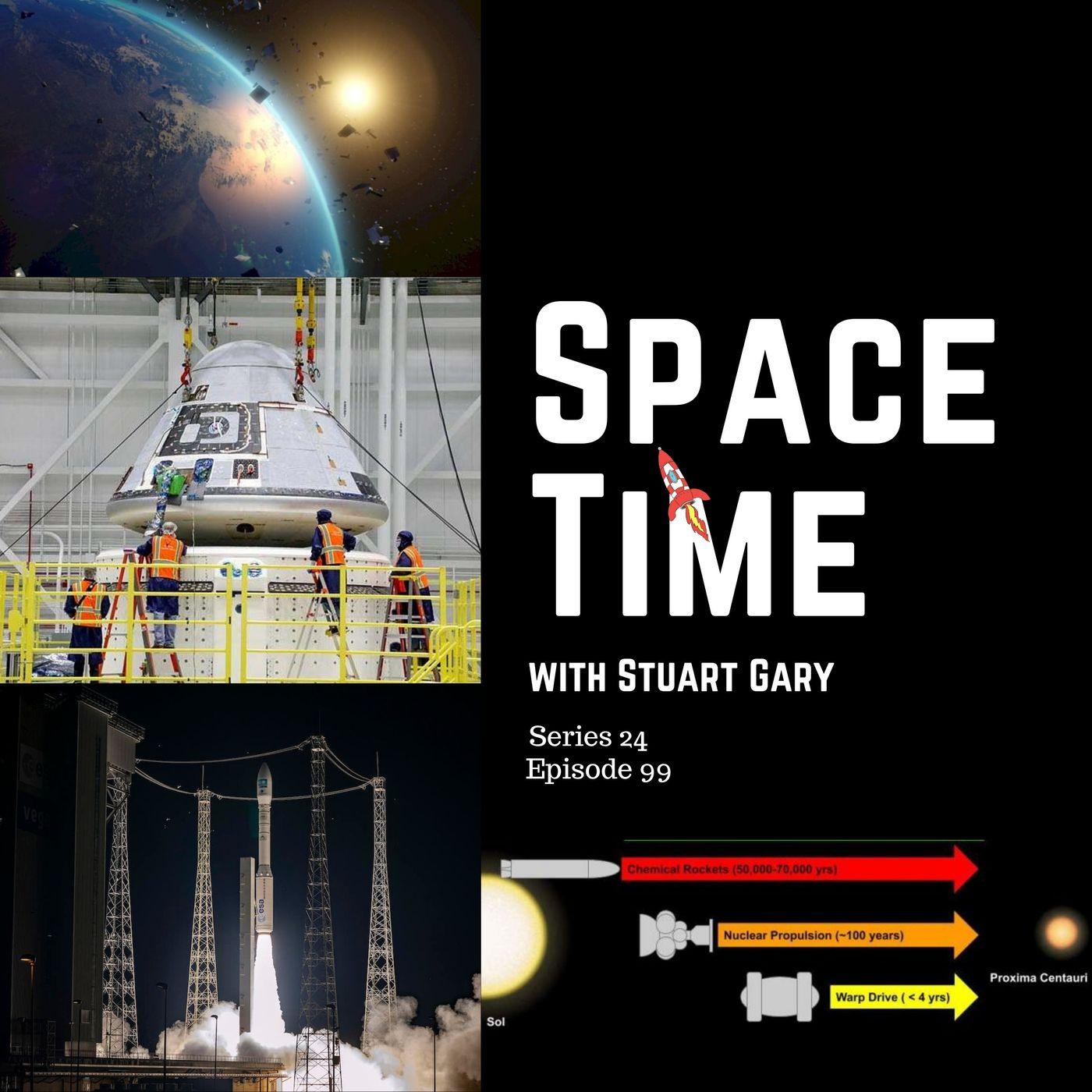 Space Junk Destroys Satellite