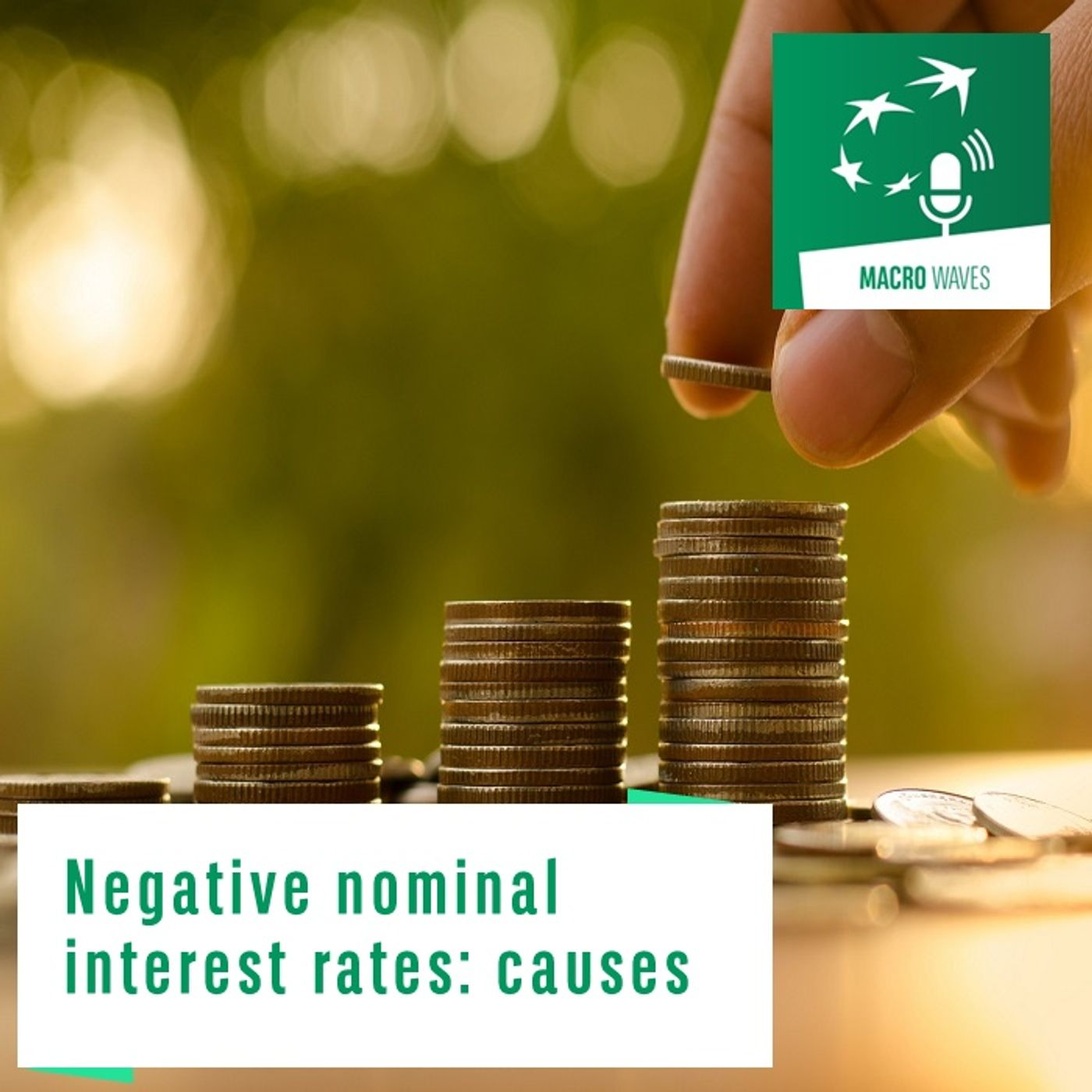 #01 – Negative nominal interest rates: causes