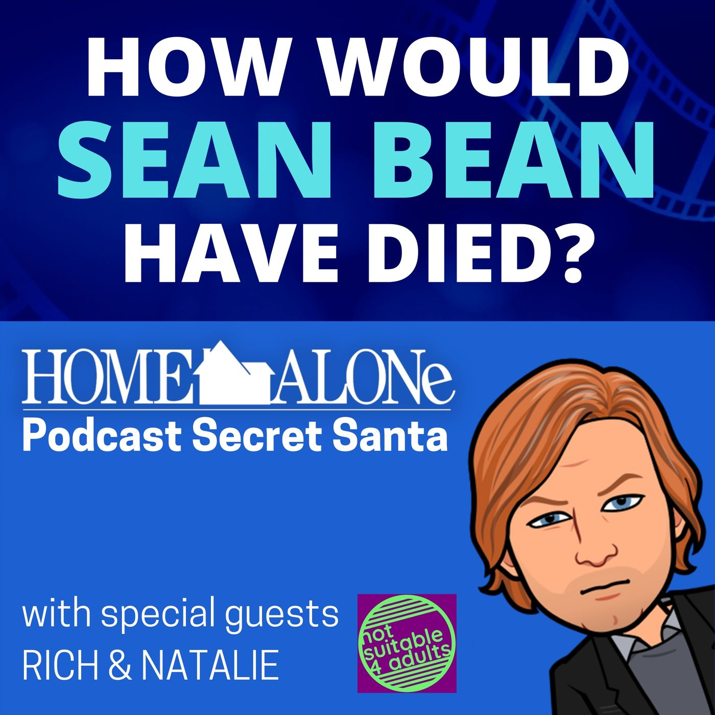 Podcast Secret Santa - Home Alone (1990) - HWSBHD