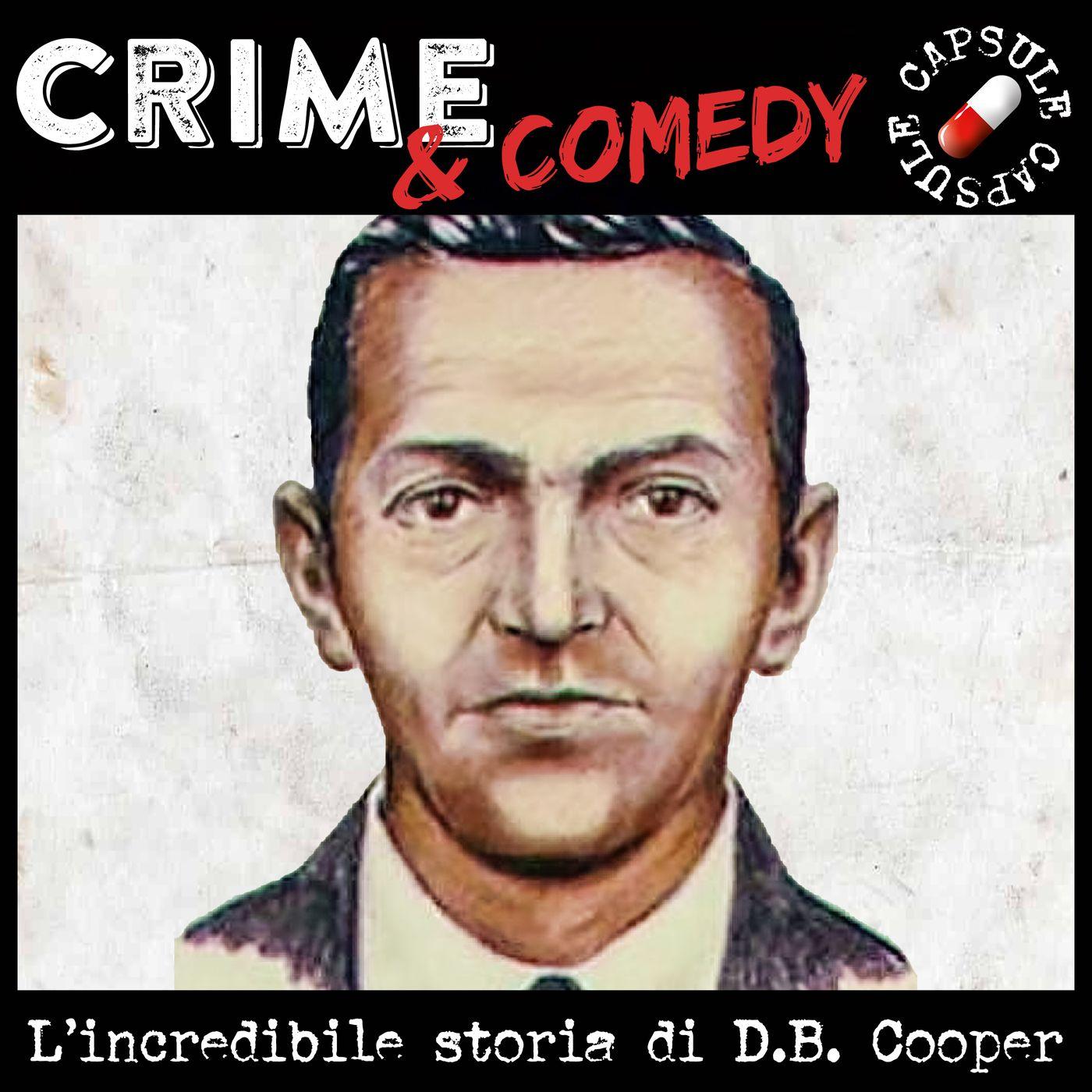 D.B. Cooper - L'incredibile storia del Pirata Dell'Aria - C&C Capsule - 08