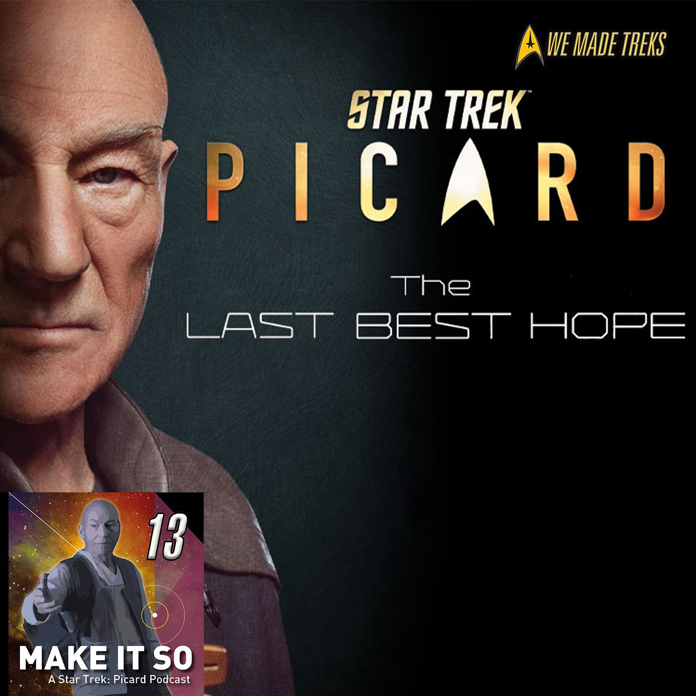 13. Interview: Una McCormack on Star Trek: Picard - The Last Best Hope