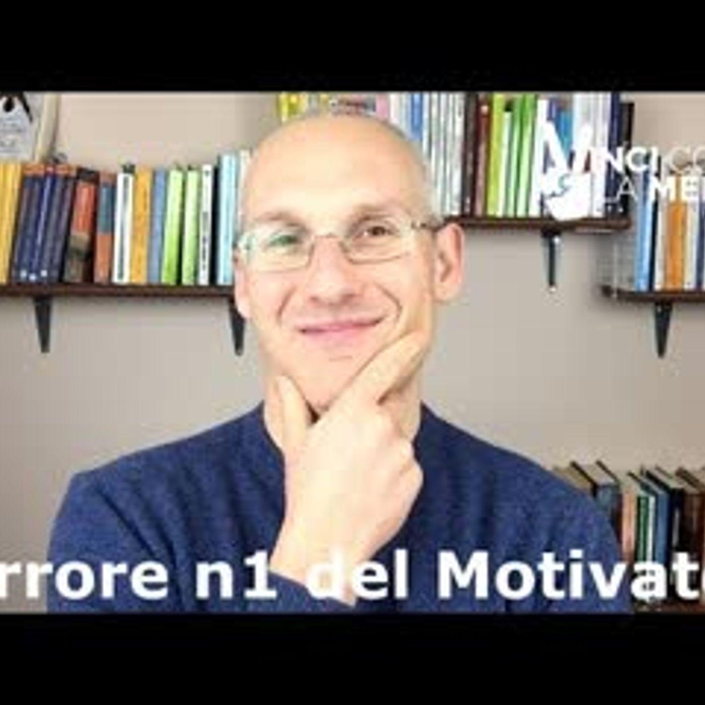 L' errore n°1 del motivatore - Perle di Coaching