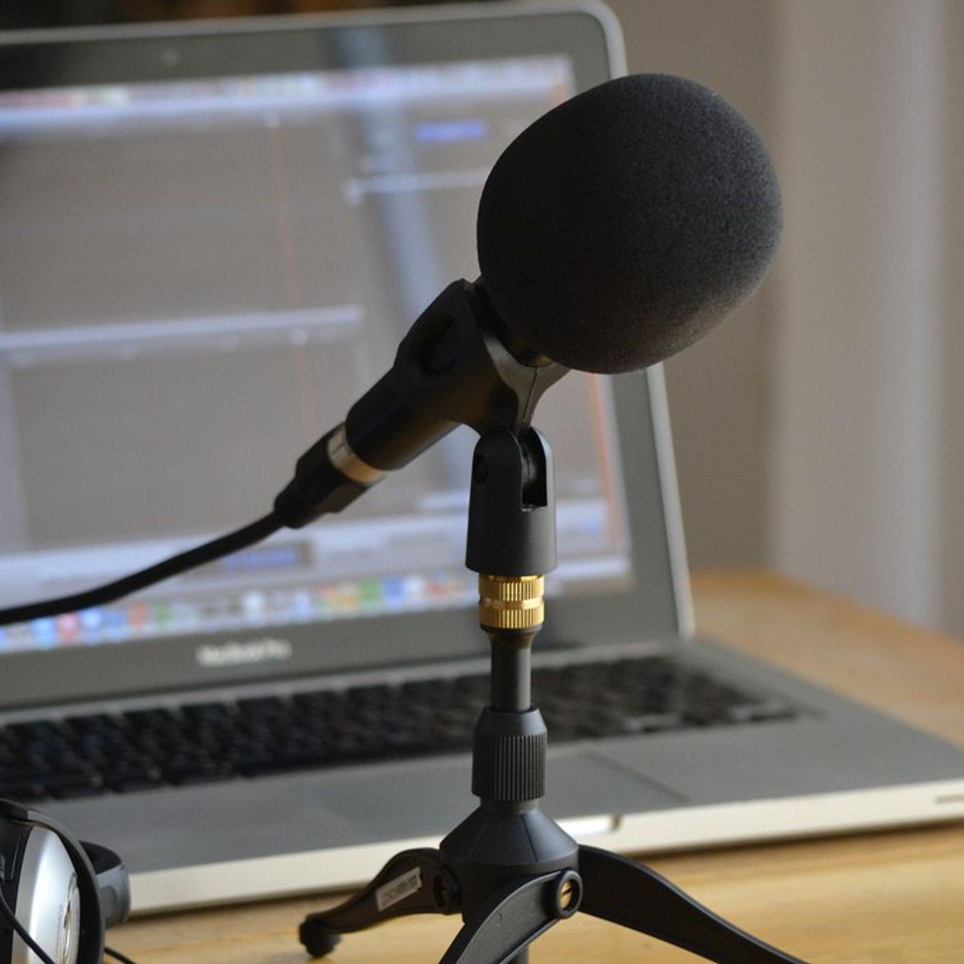 Podcasting Audible and Edifi