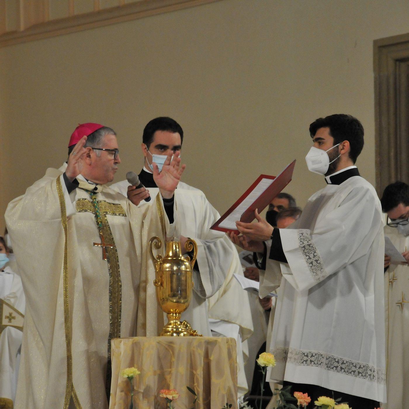 Messa del Crisma 2021 - Omelia mons. Luigi Vari
