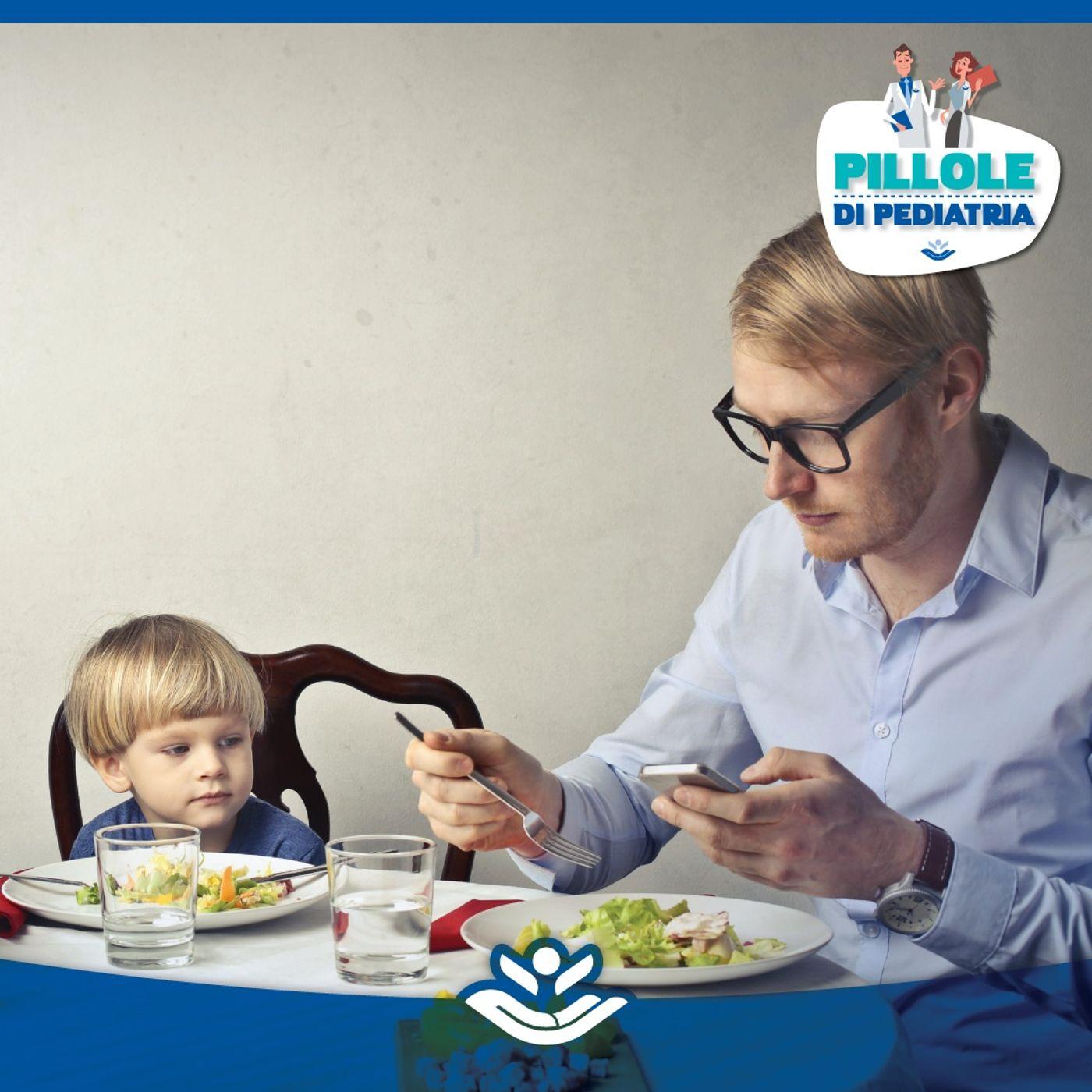 Comunicazione interrotta tra genitori e figli