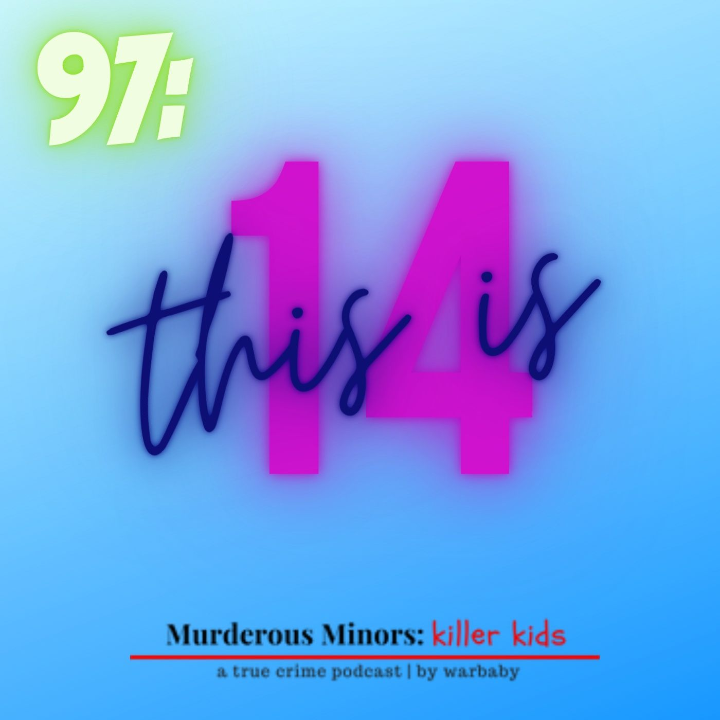 This Is 14 (Claire Miller - Aiden Fucci)