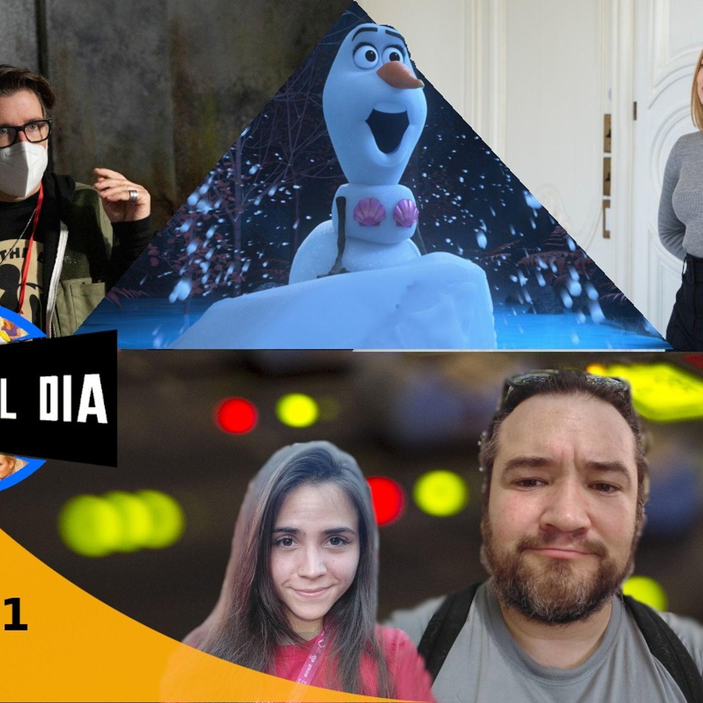 Olaf | Black Phone | Ponte al día 510 (19/10/21)