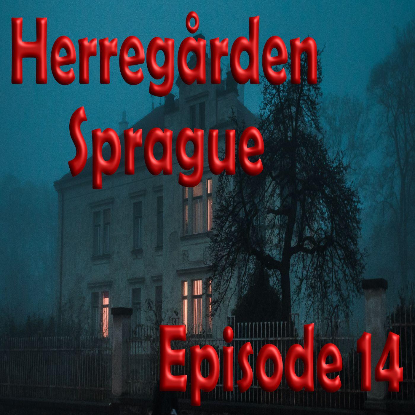 Fra den andre siden Episode 14. Herregården Sprague