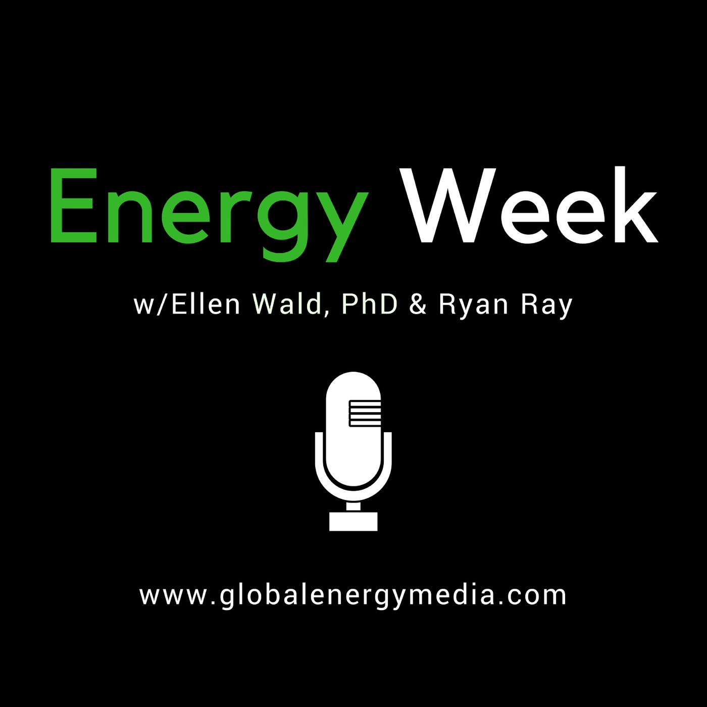 Episode 171 - Natural-Gas Prices Surge | Oil giant Shell sets sights on sustainable aviation fuel take-off |Dr. Dean Foreman API