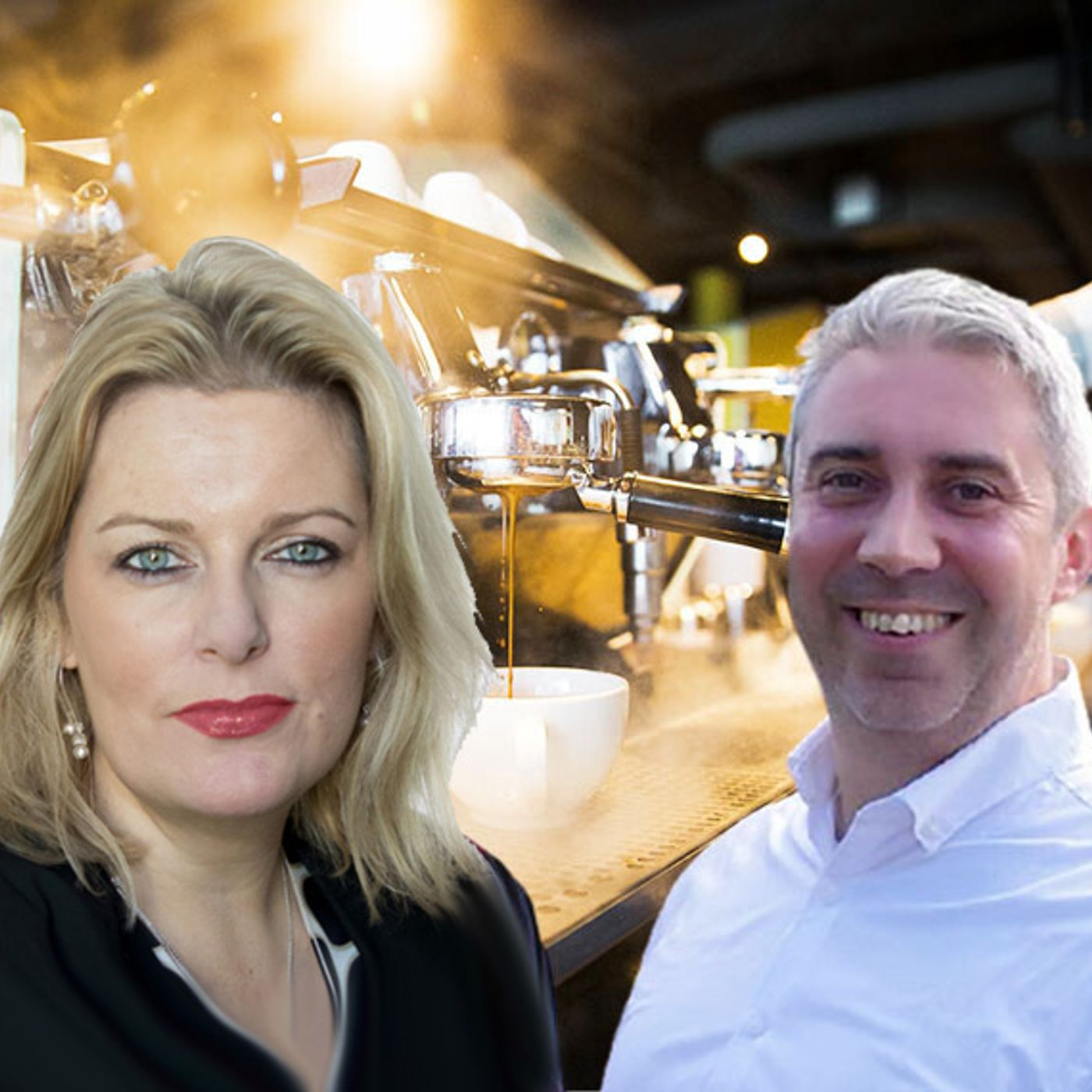 #VirtualCoffee podcast with Mims Davies, Minister for Employment