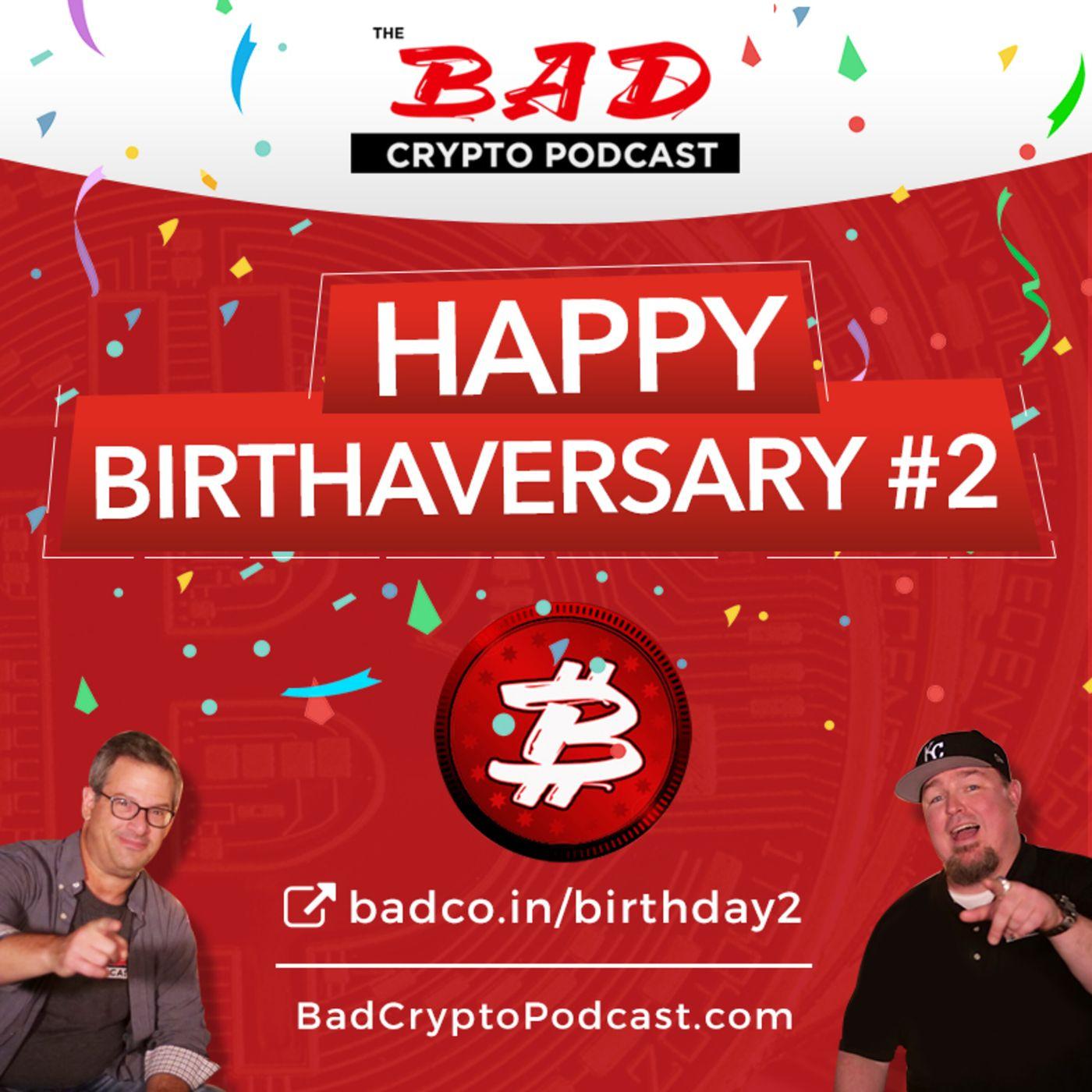 Happy Birthaversary #2!