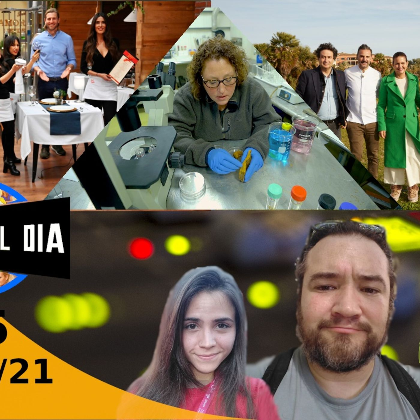 The Dancer | Got Talent | Ponte al día 425 (09/04/21)