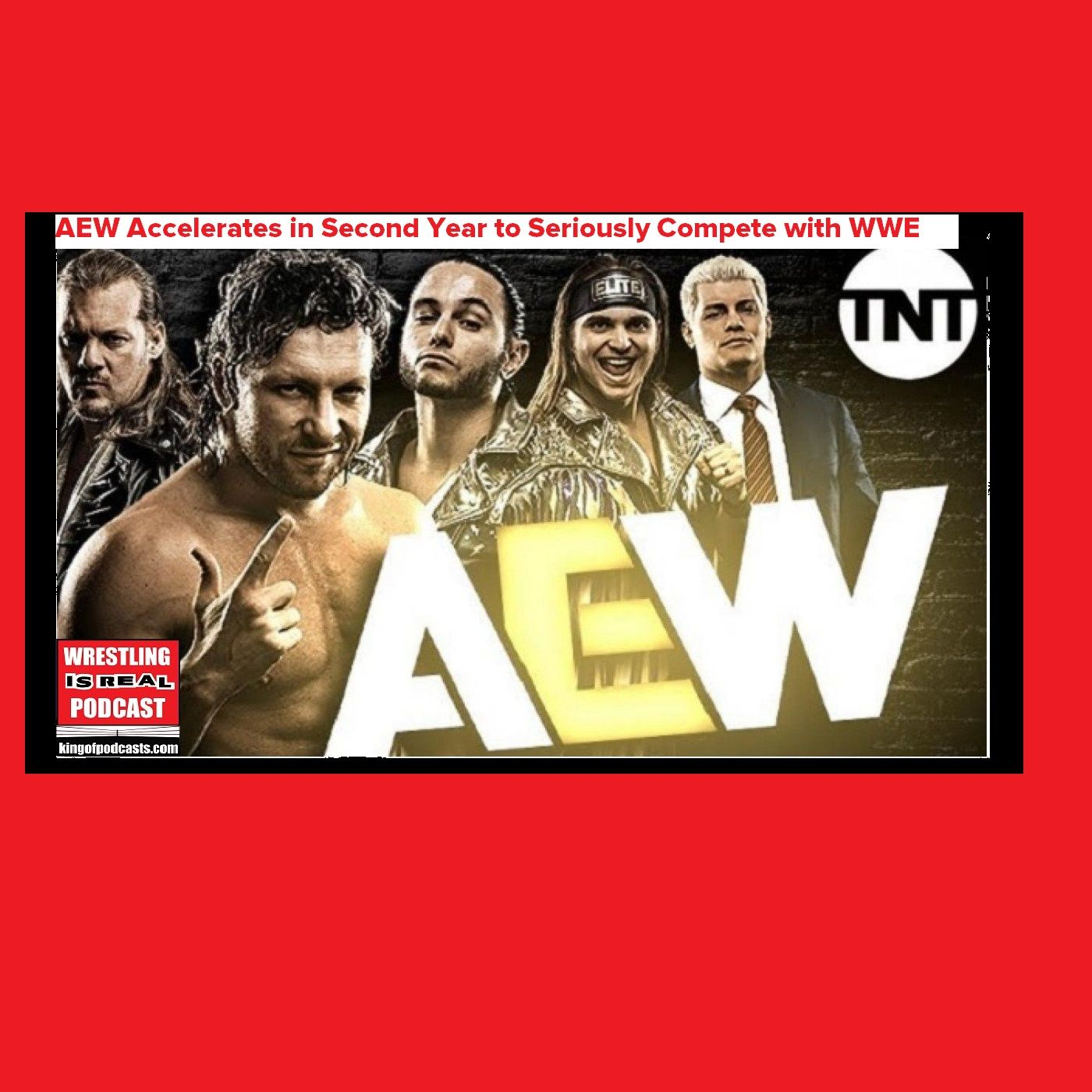 AEW Accelerates in Second Year to Seriously Compete with WWE KOP011620-510